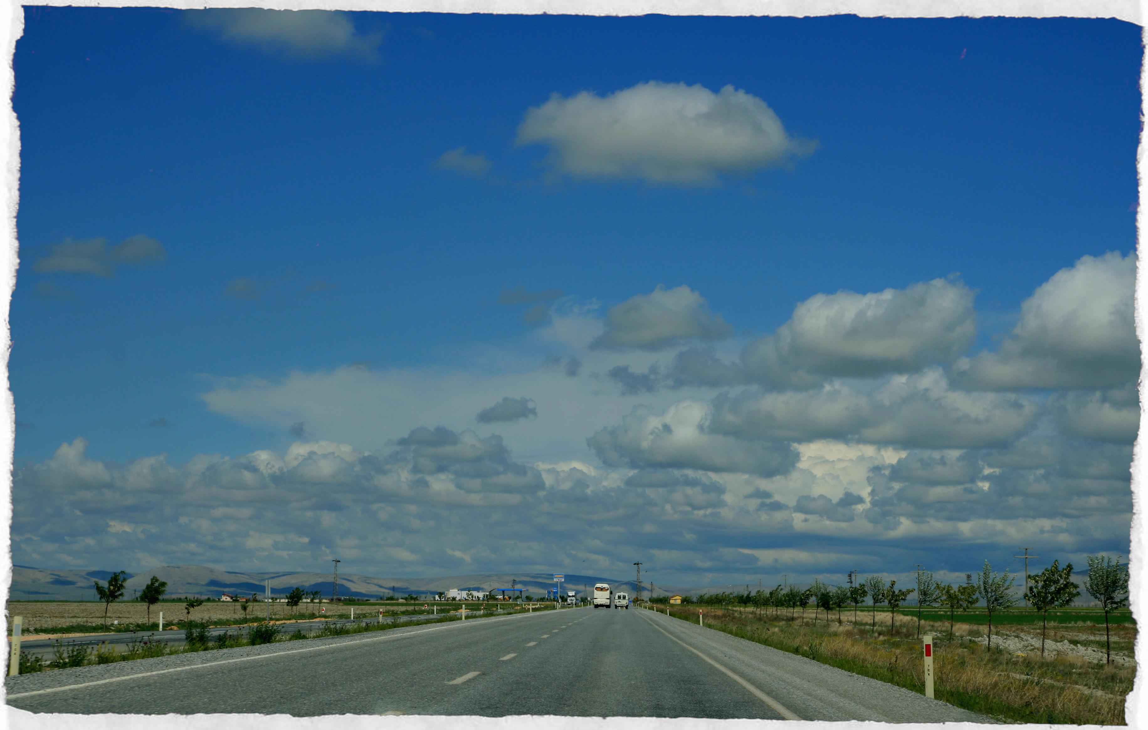 Anreise nach Kappadokien