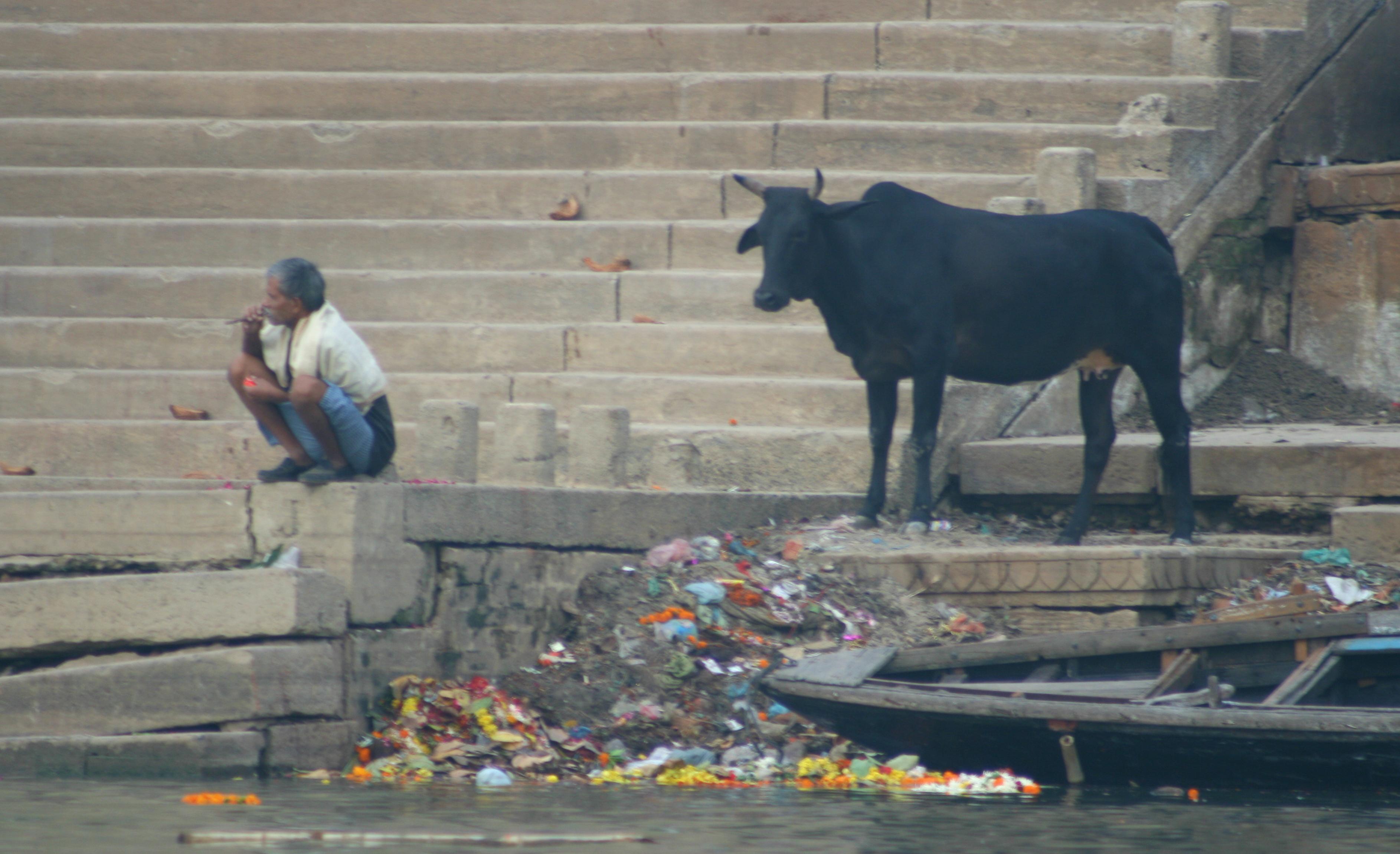 Dirty Varanasi