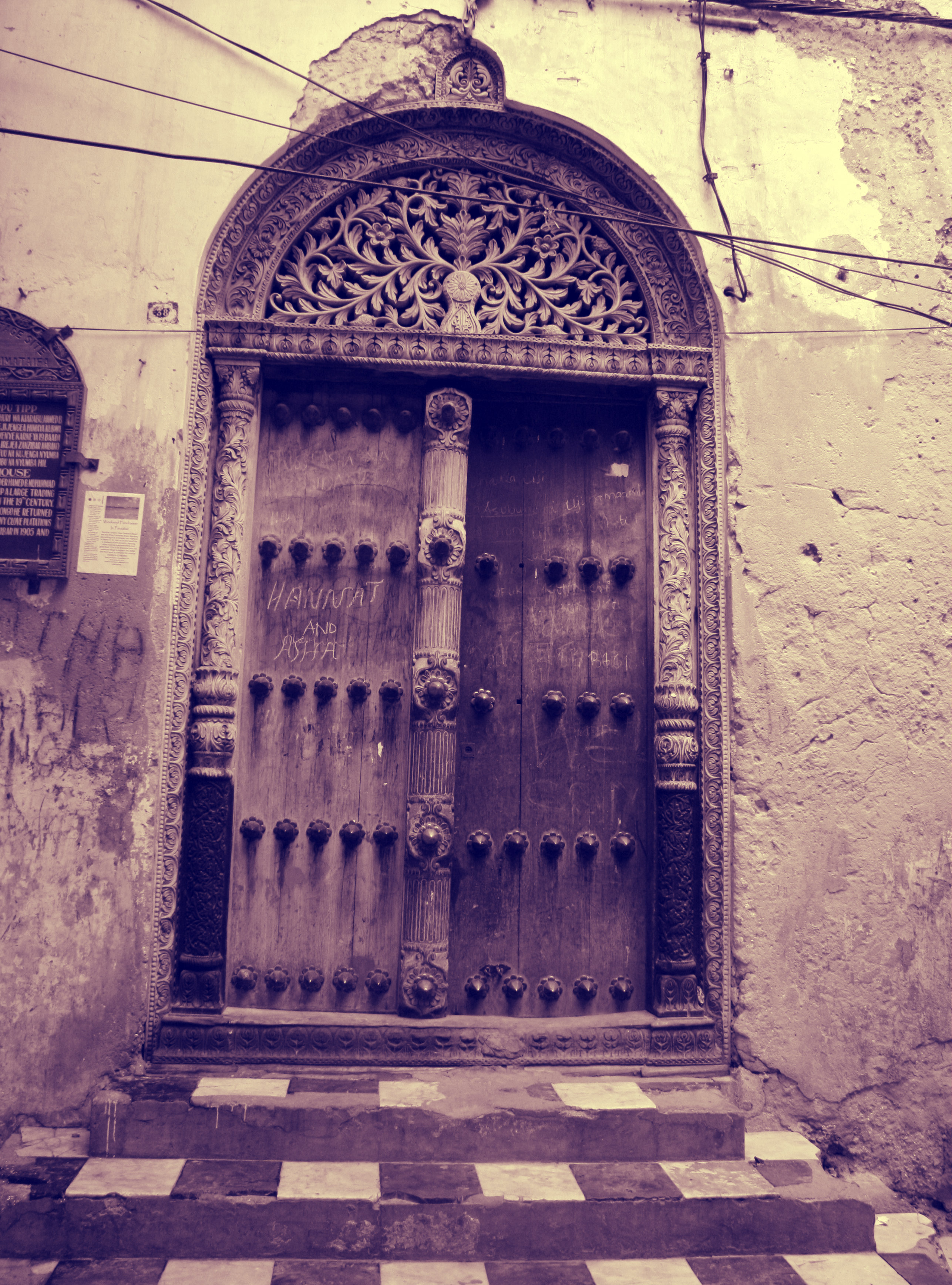 Nice-Door-Sansibar-Stone-Town