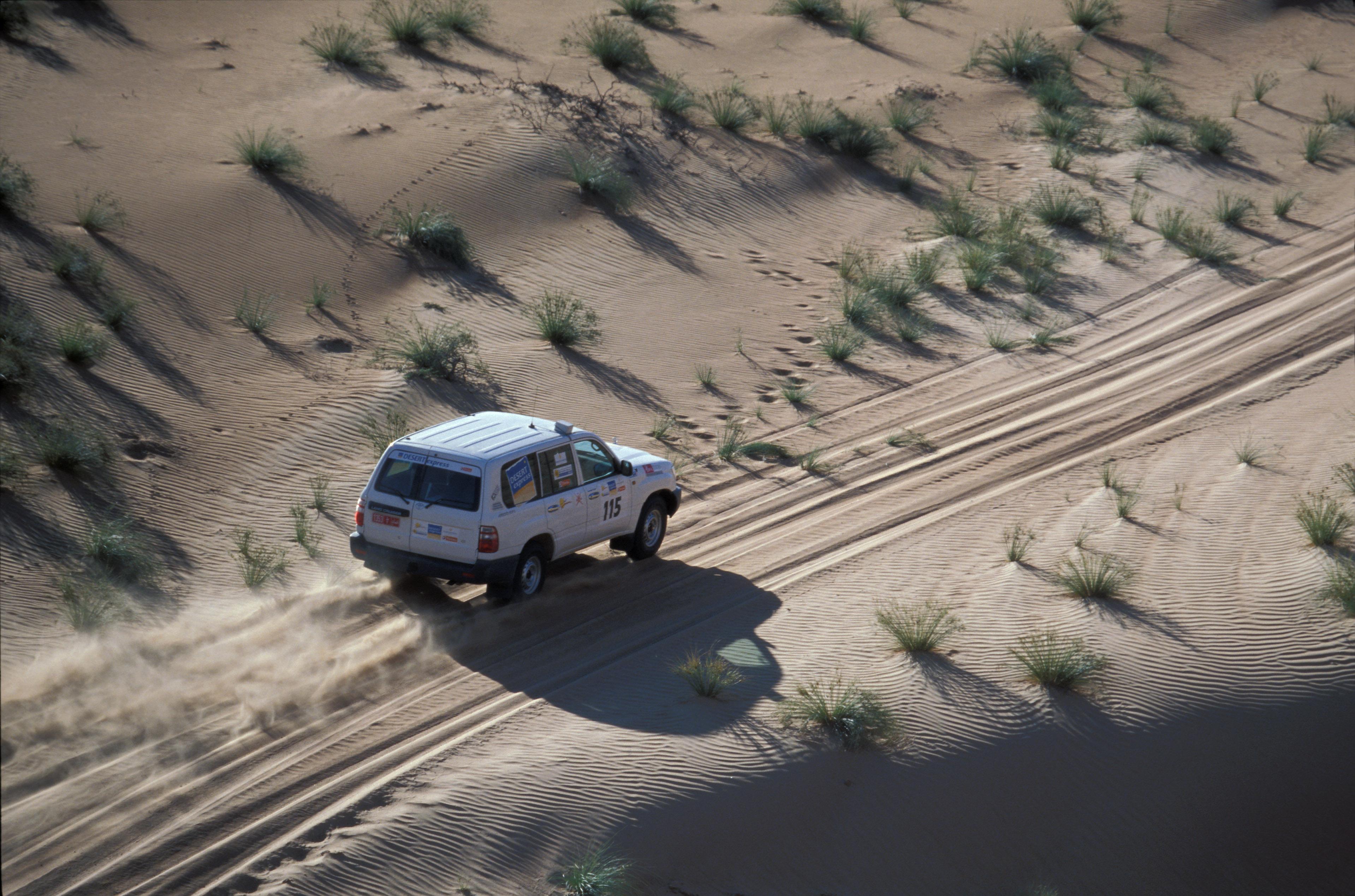 Desert Express 05