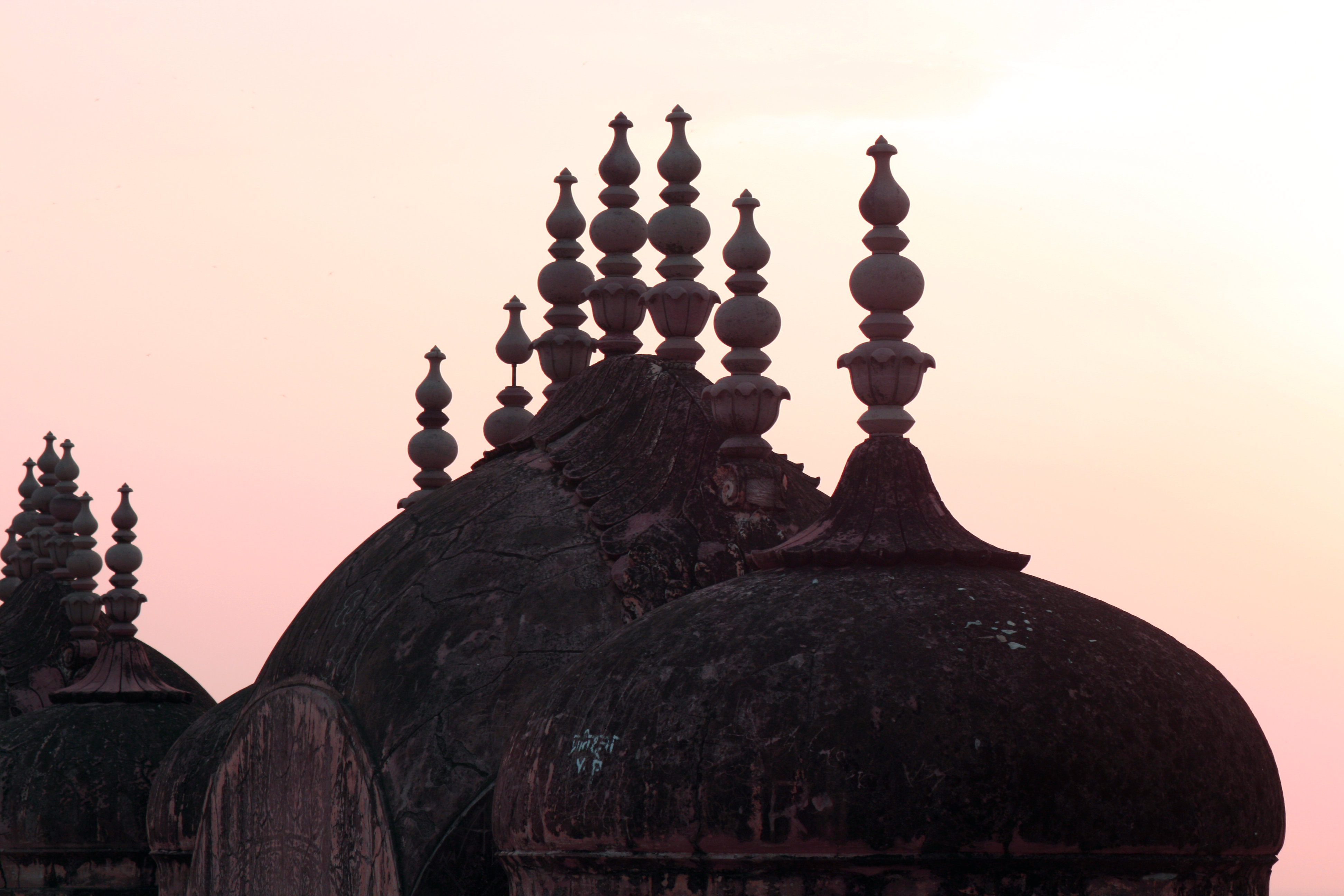 Farben-Indiens-Temple