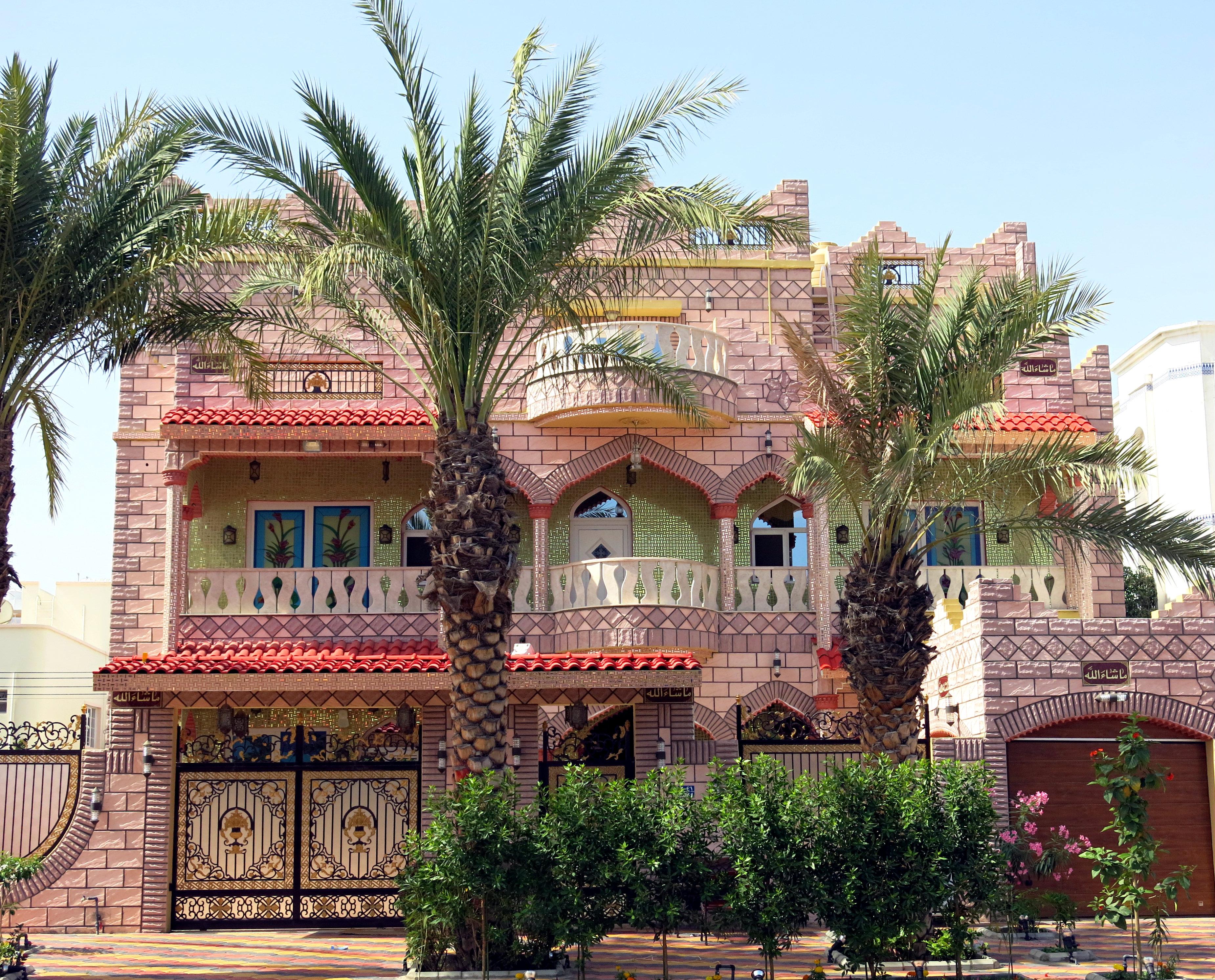 Oman-Villa
