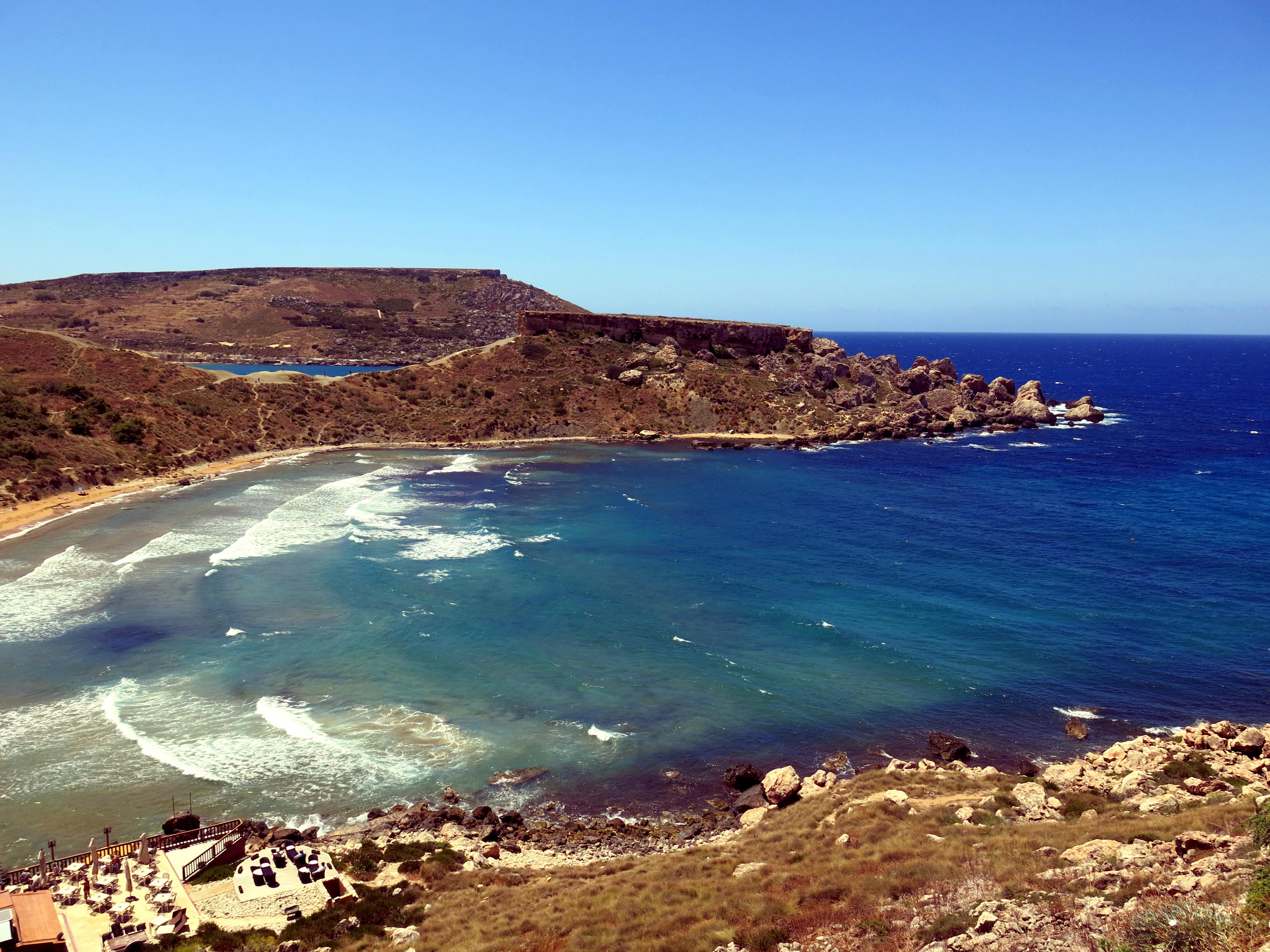 Malta Schönster Strand