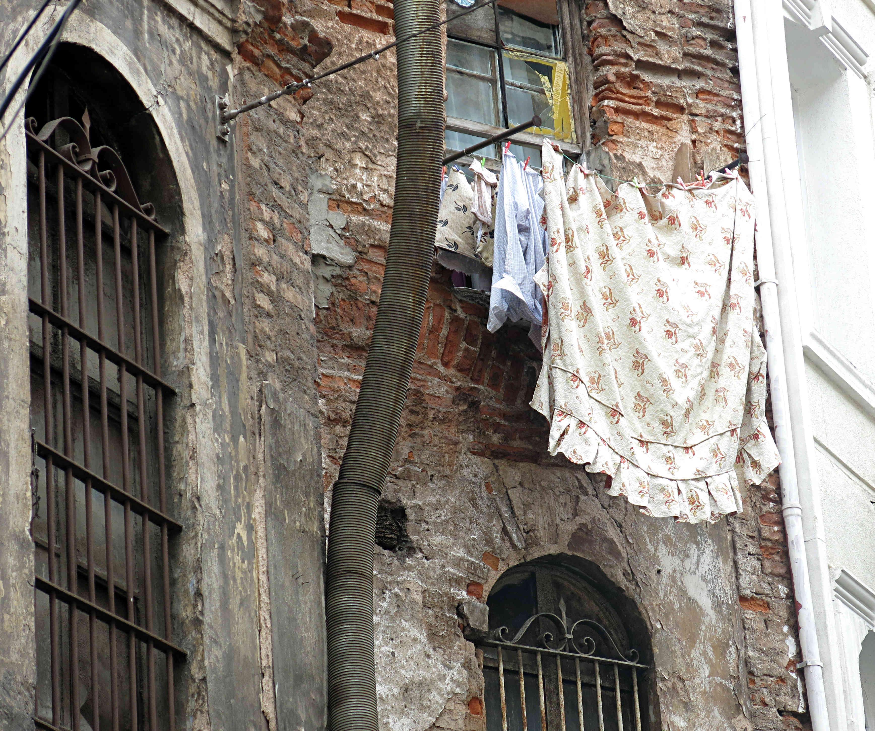 Istanbul-Wäsche
