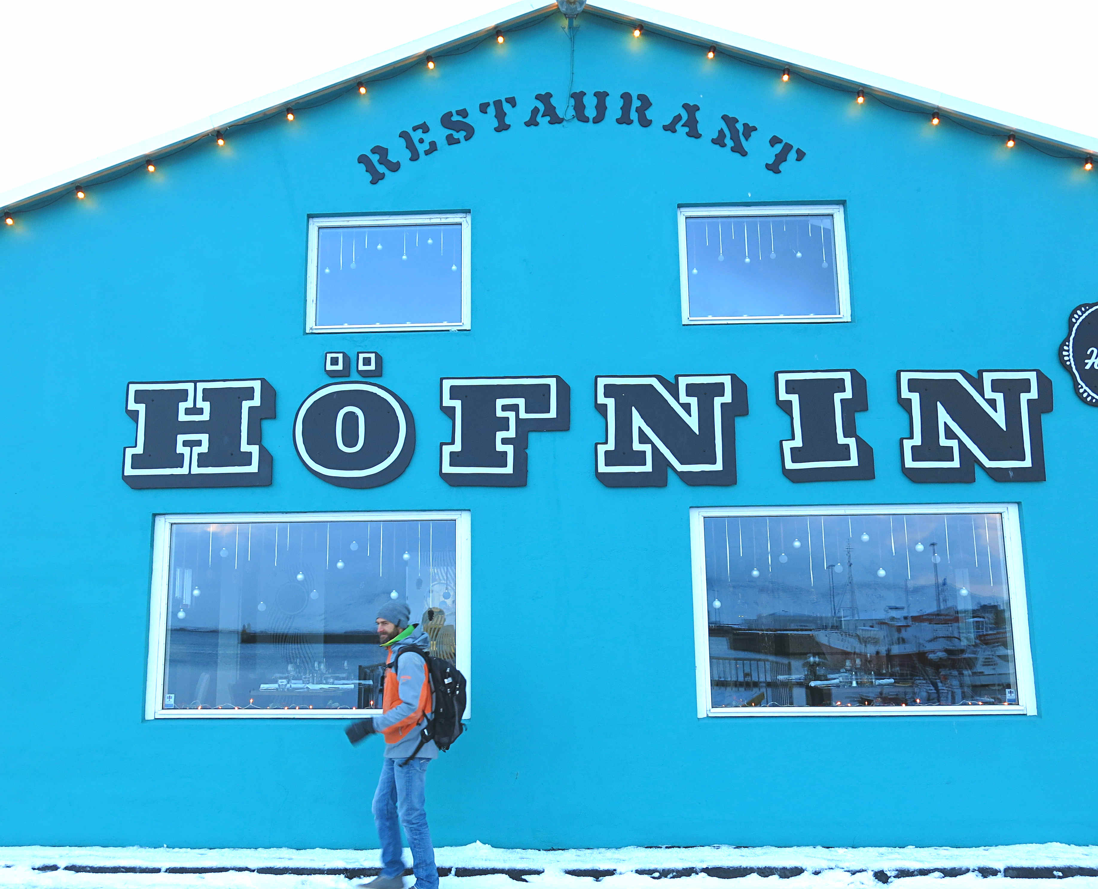 Restaurant-Harbour-Reyykjavik