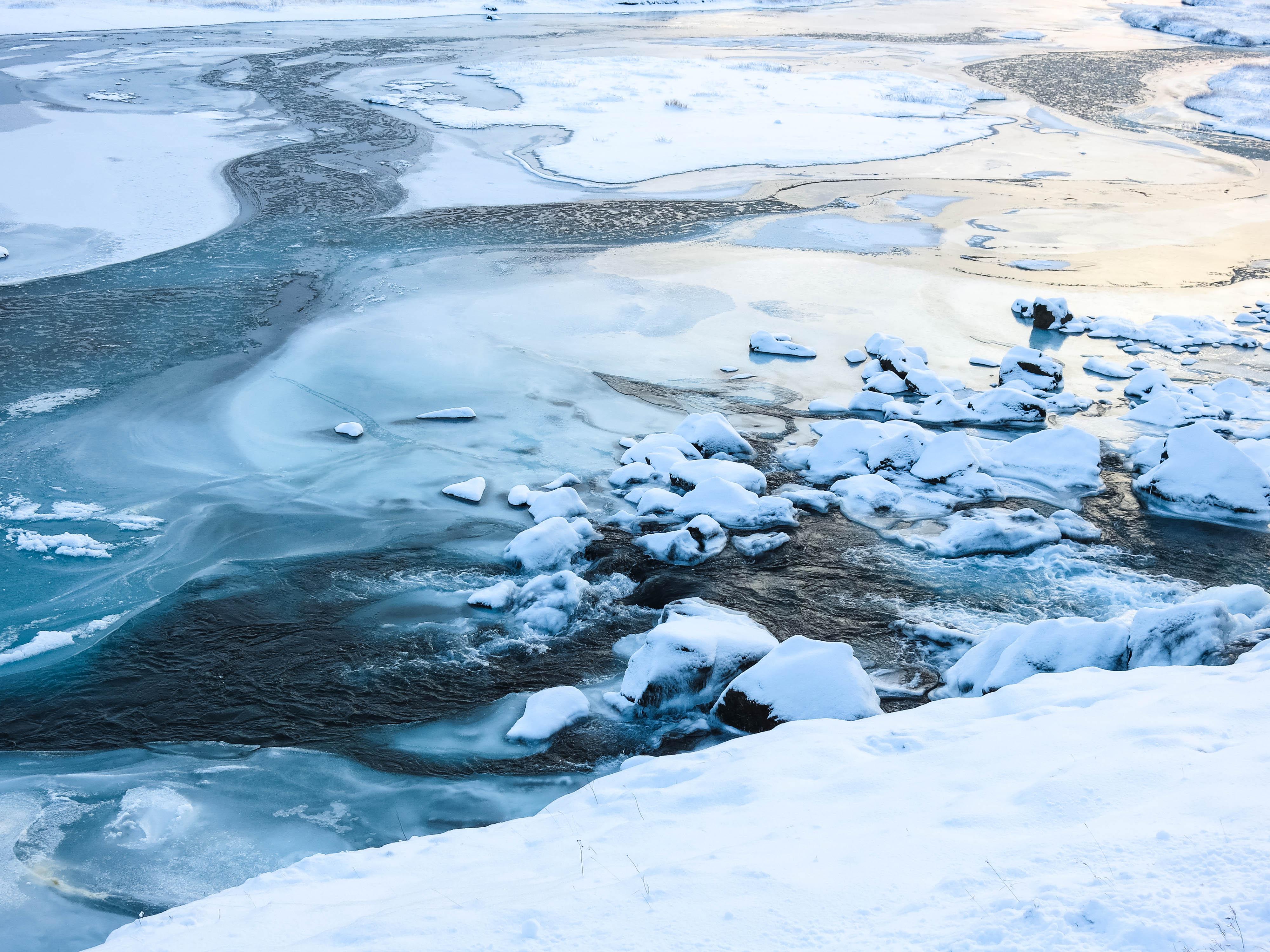 Pingvellir-Wasserfall (1 von 1)
