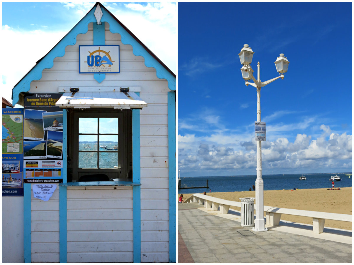 Arcachon-Collage