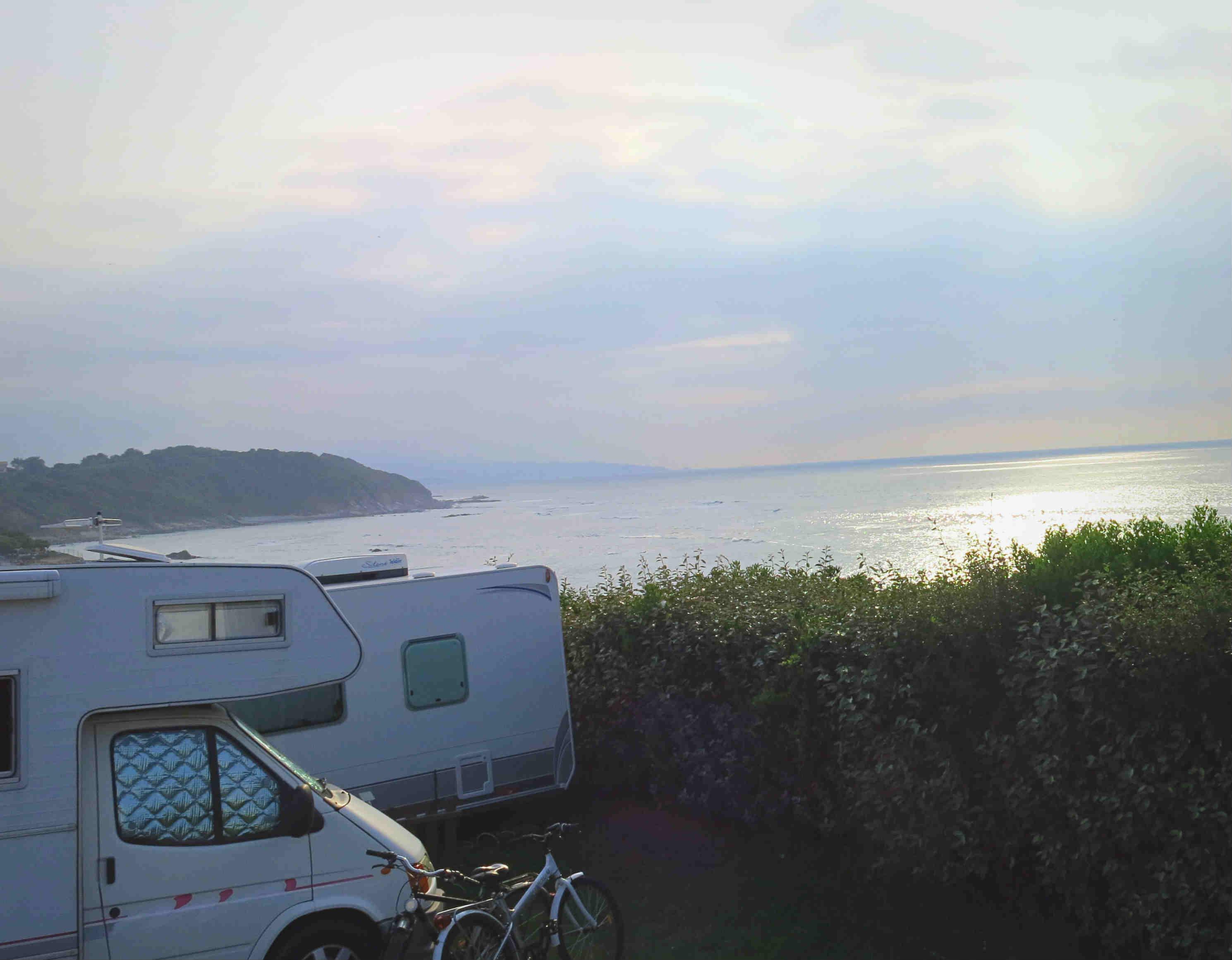 Guethary-Campingplatz