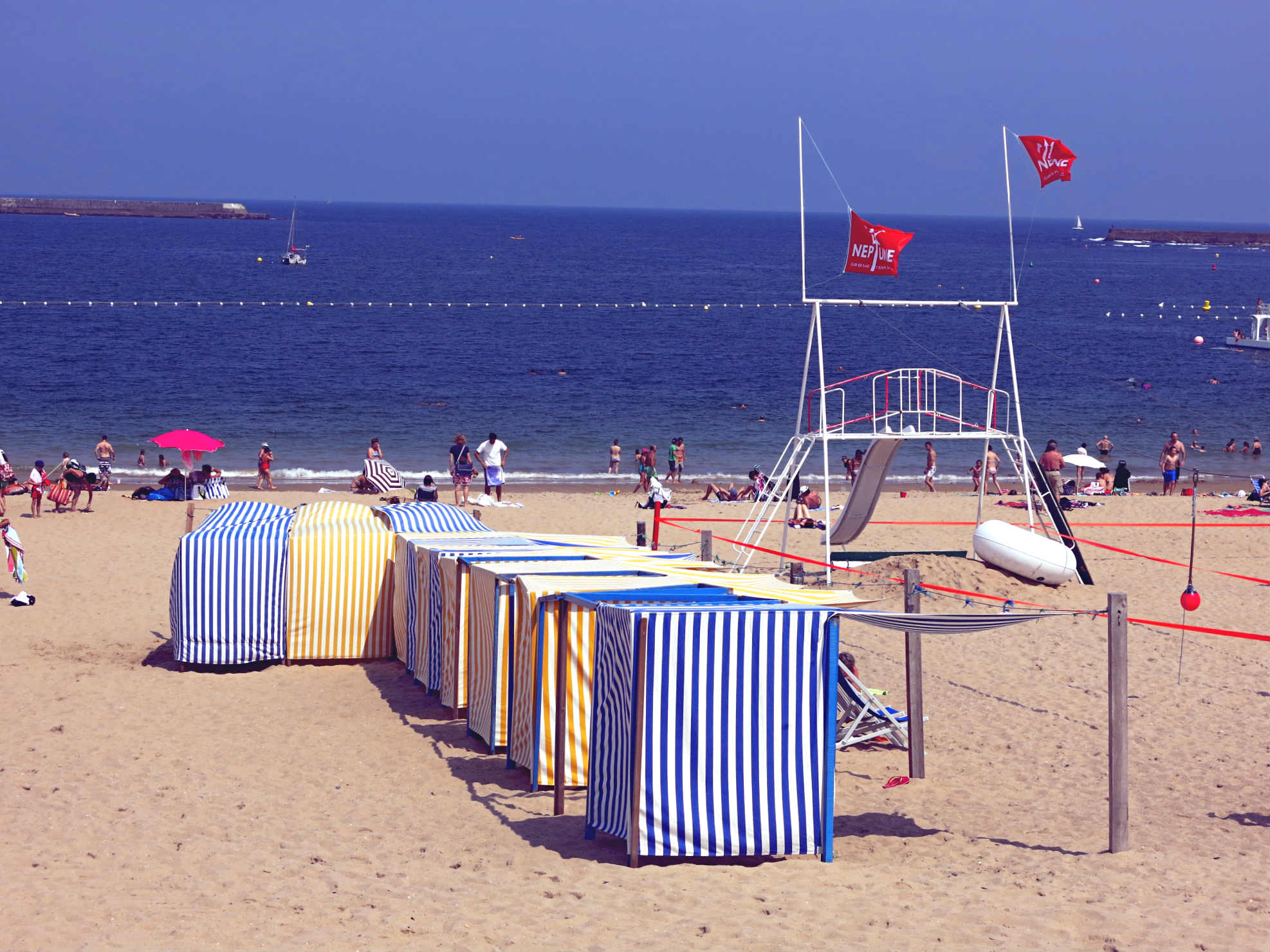 Sain-Jean-De-Luz-Beach