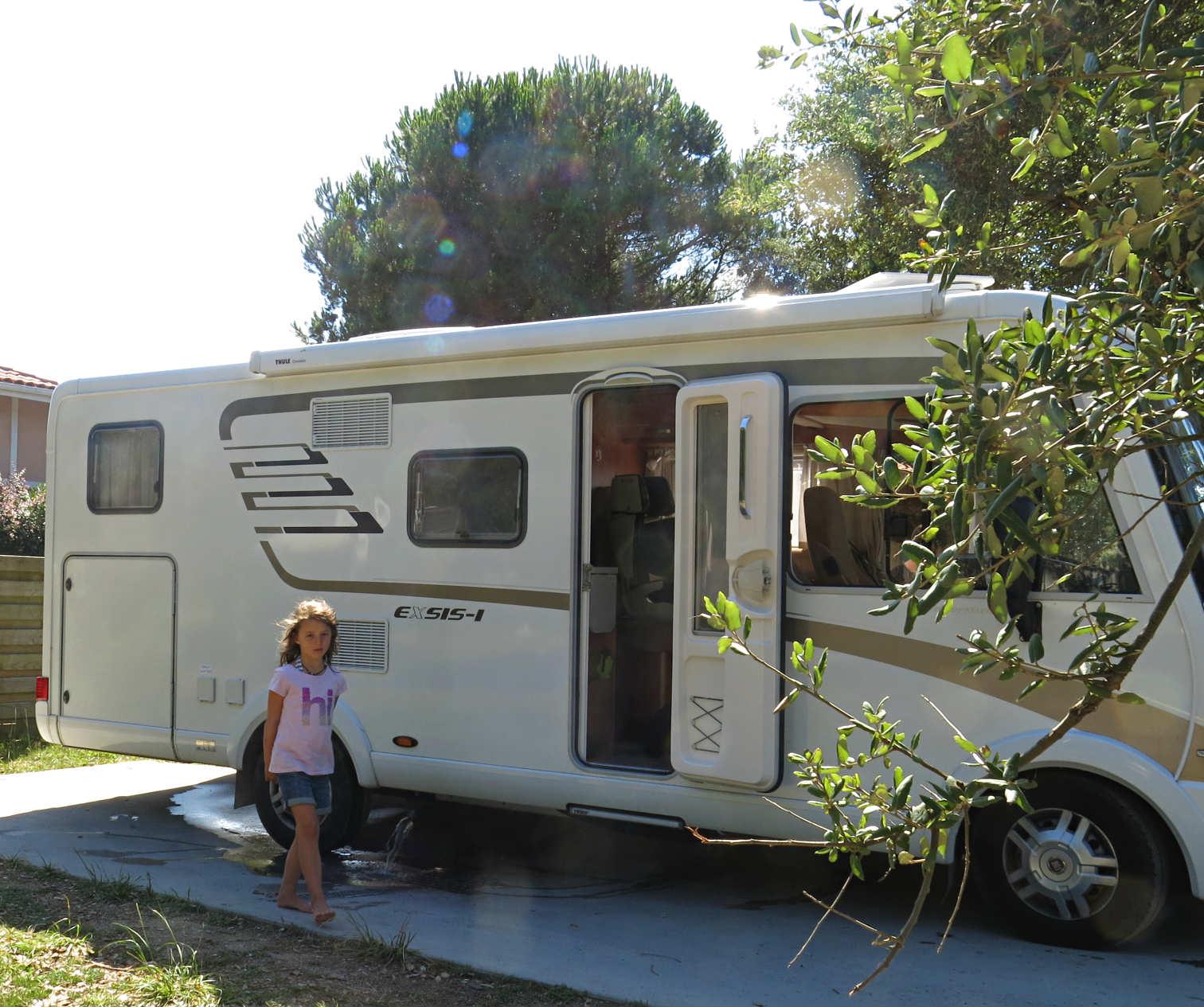 Wohnmobil-Südfrankreich