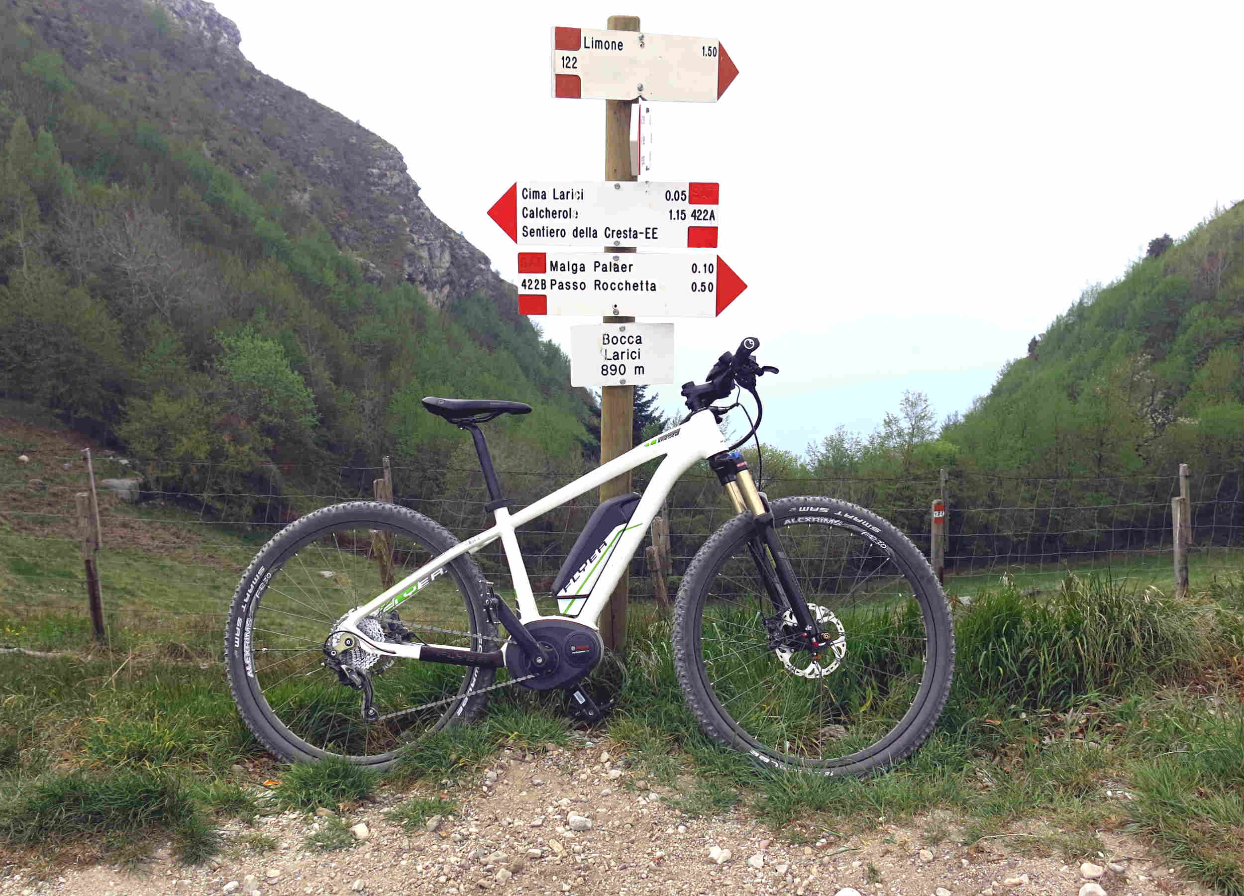 Gardasee-Flyer-E-Mountainbike