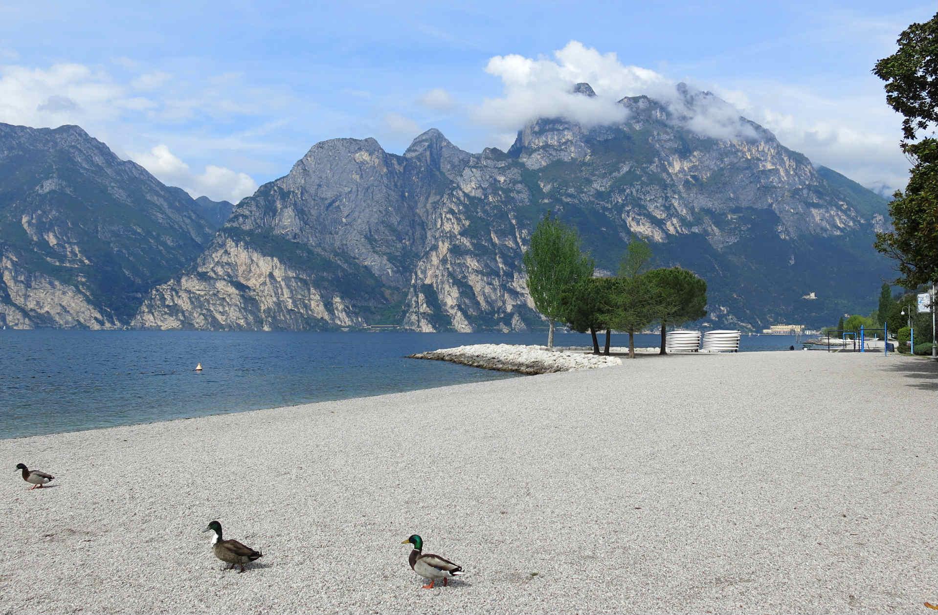 Gardasee-Mountainbiken-Torbole