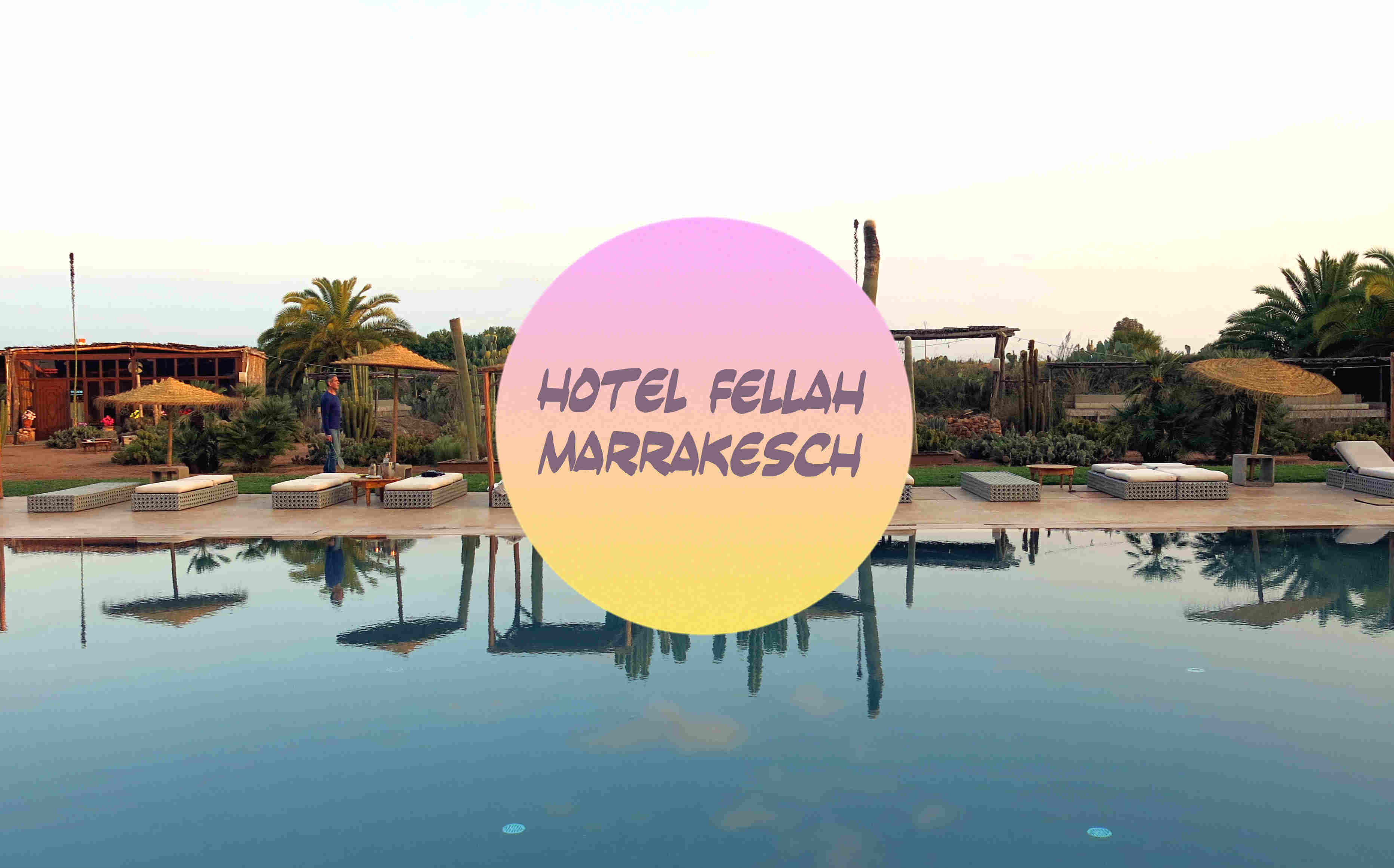 Hotel Fellah Marrakesch