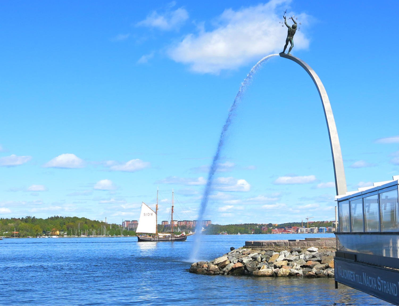 Stockholm-Nacka-Strand