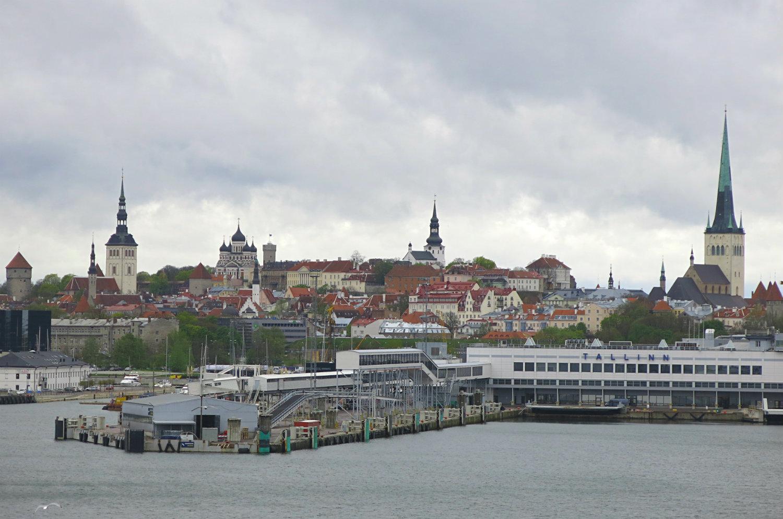 Tallinn-Ansicht-vom Meer