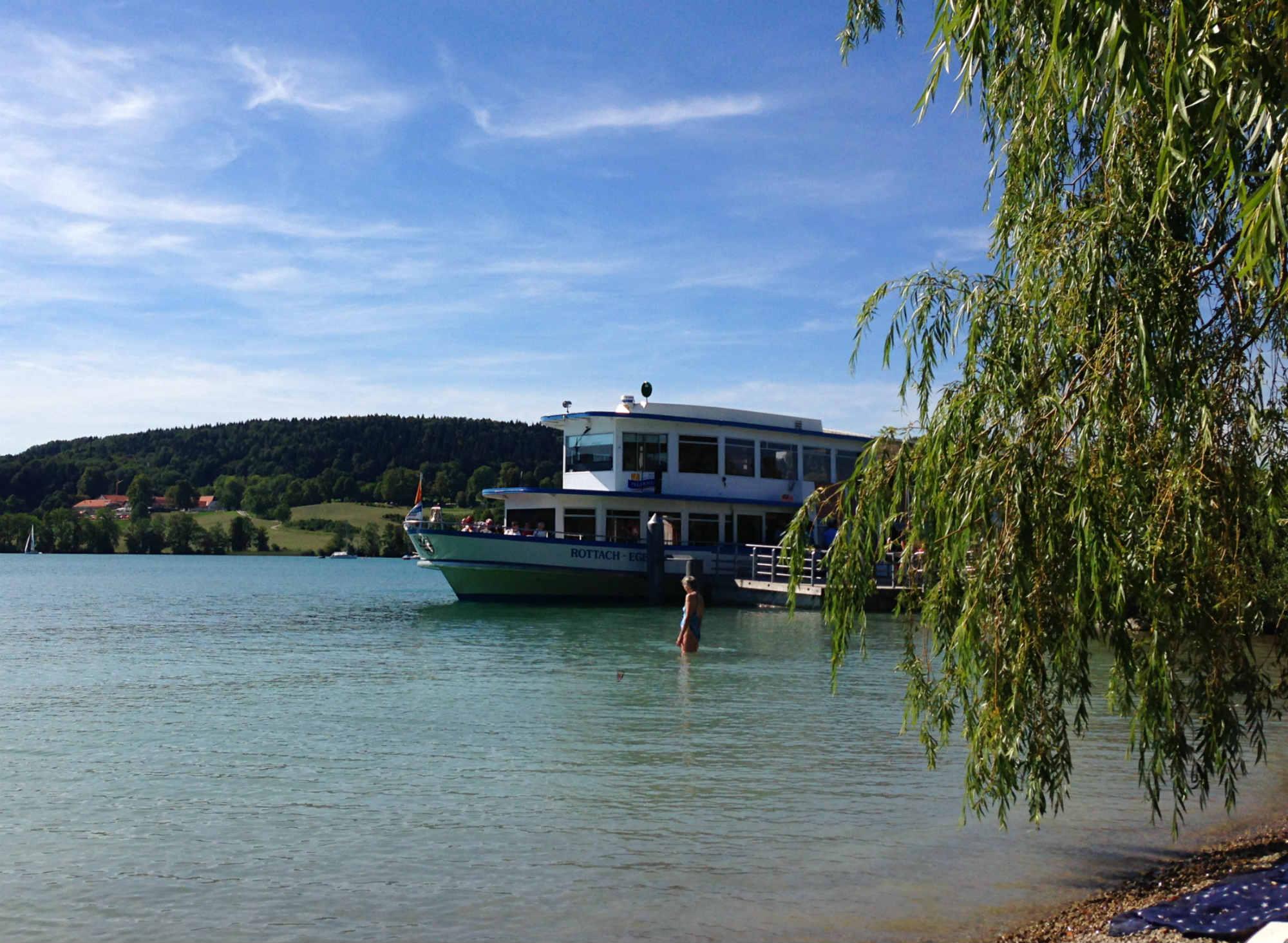Tegernsee-Dampfersteg-Gmund
