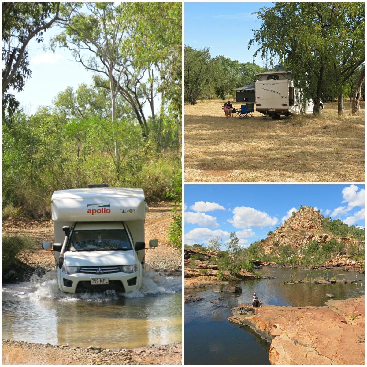 Australien-Kimberleys-Gibb-River-Road