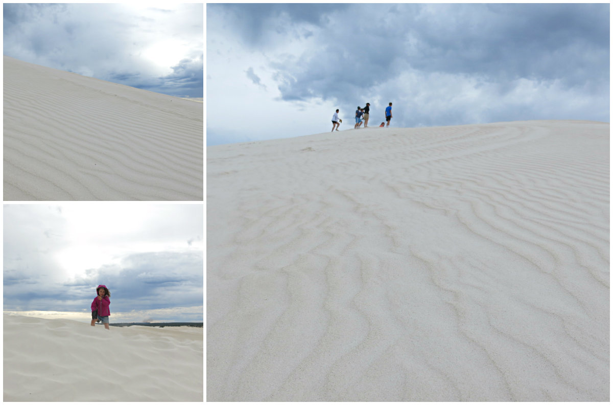 Australien-Wescoast-Lancelin-Dune