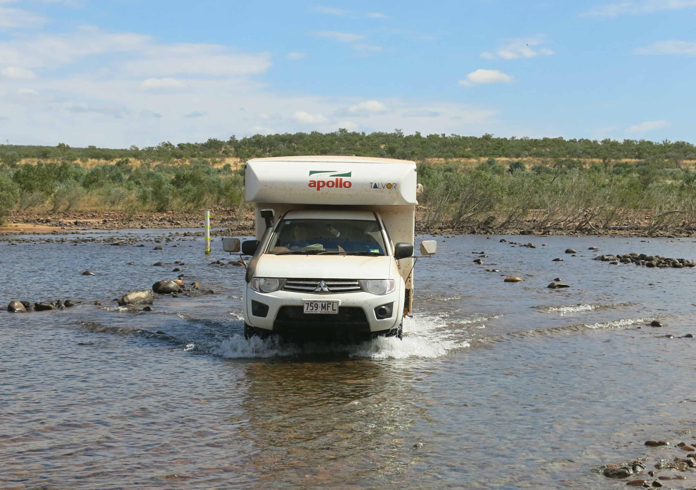 Australien_Westen-Gibb-River-Road-Flussdurchquerung