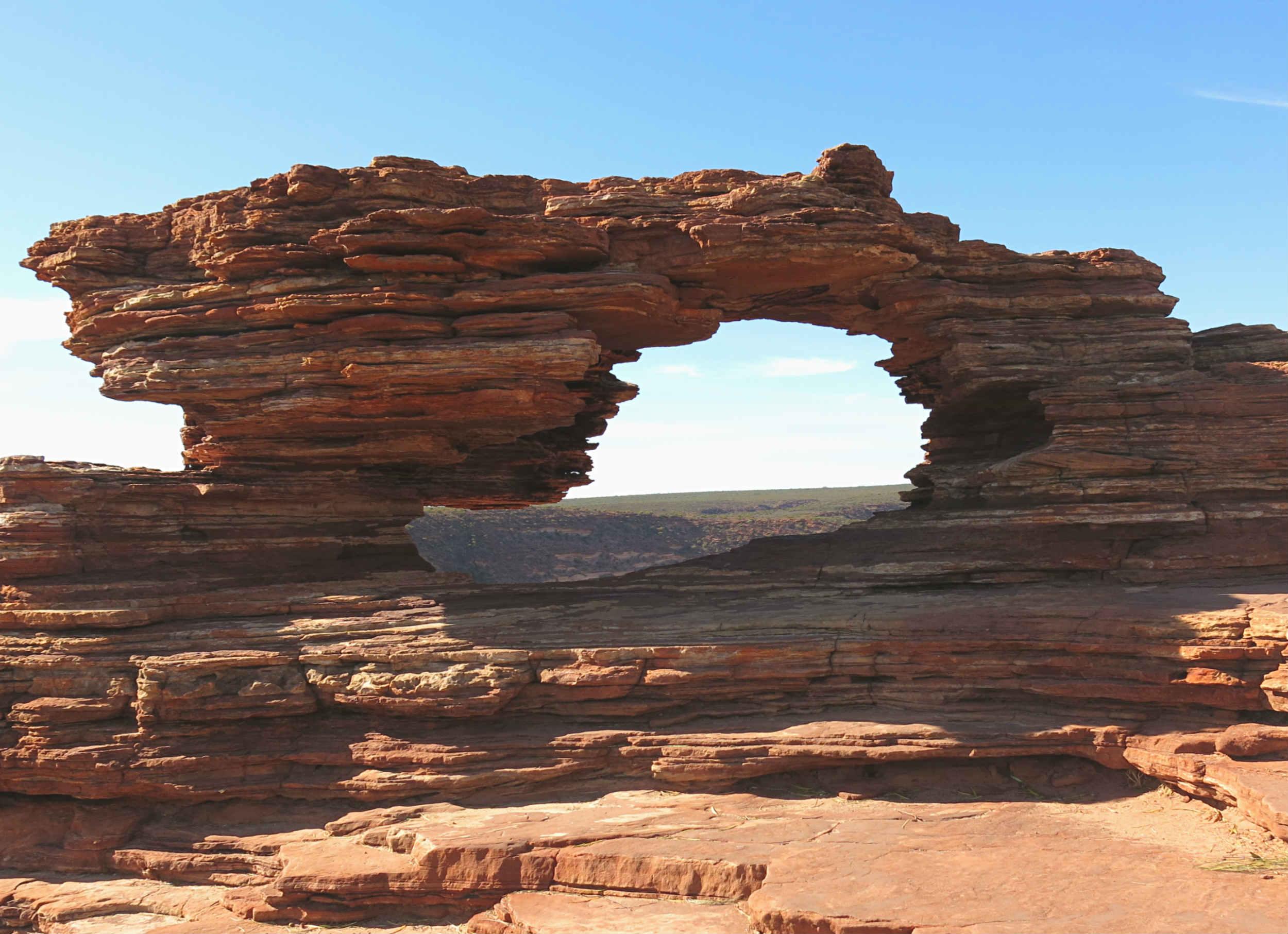 Australien_Westen-Kalbarri-Nationalpark-Natures-Window