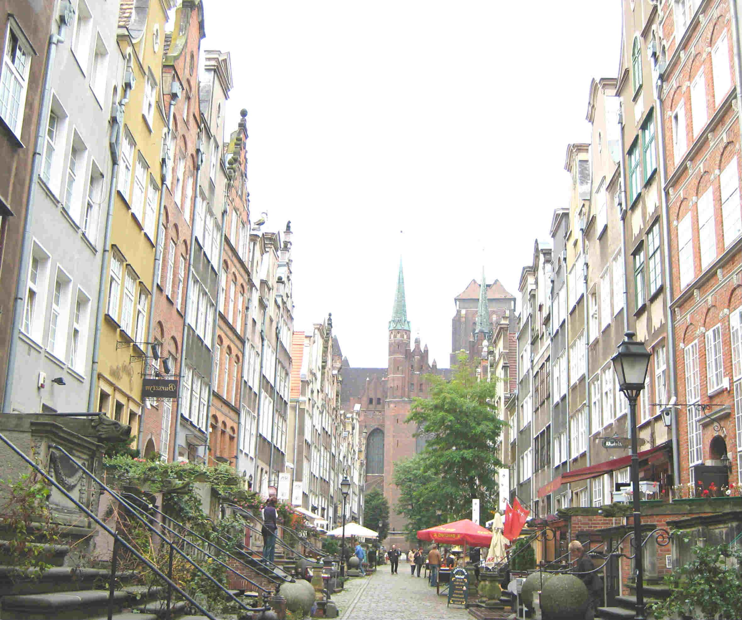 Danzig Streetview
