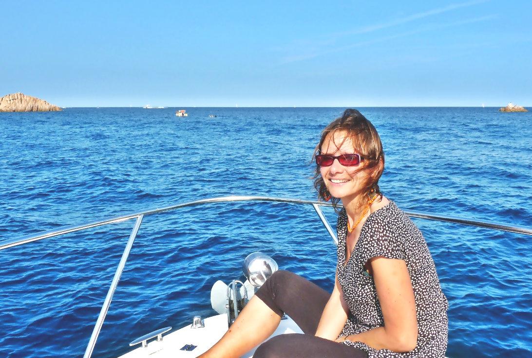 Freibeuter Reisen costa brava Nicole