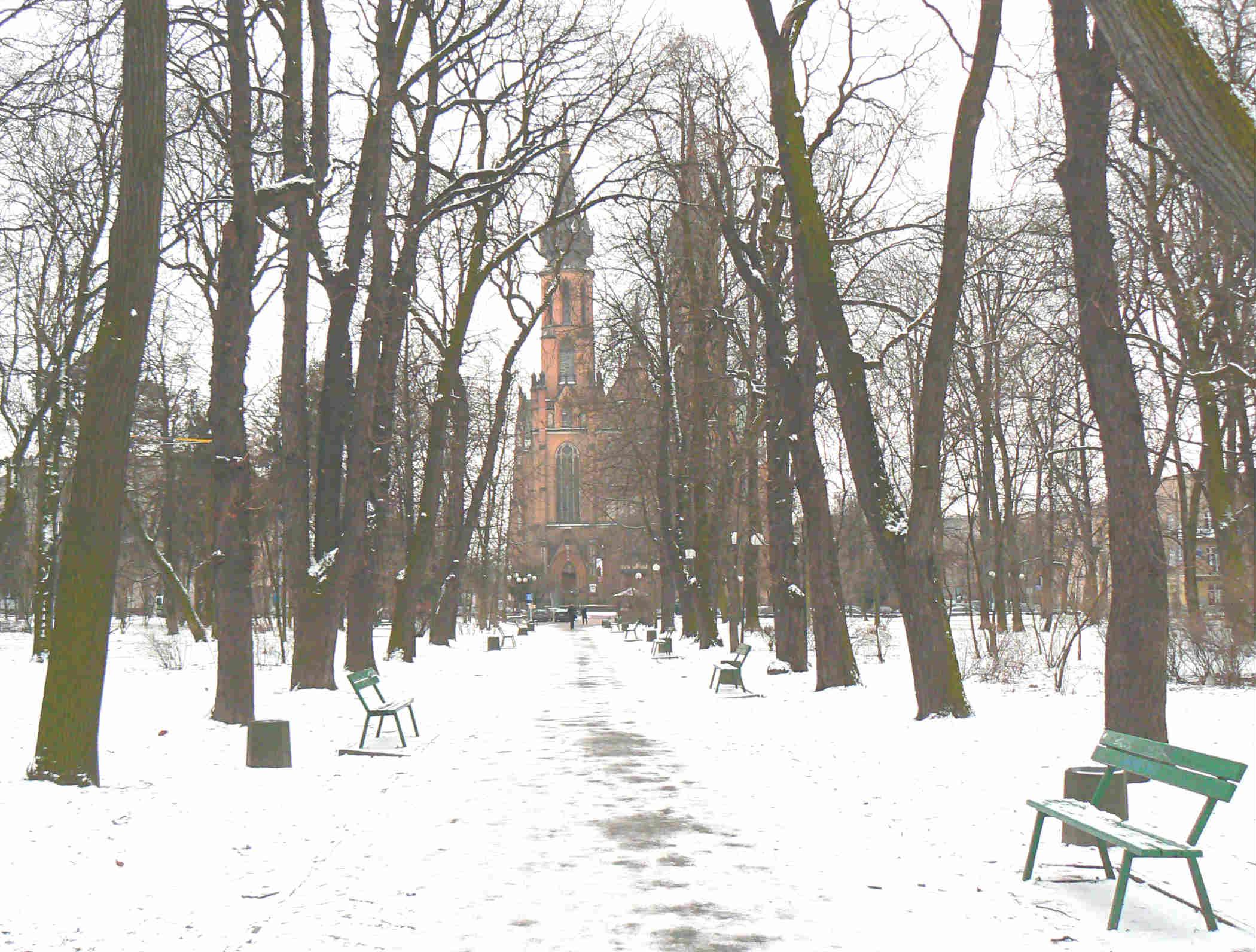 Radom Stadtpark