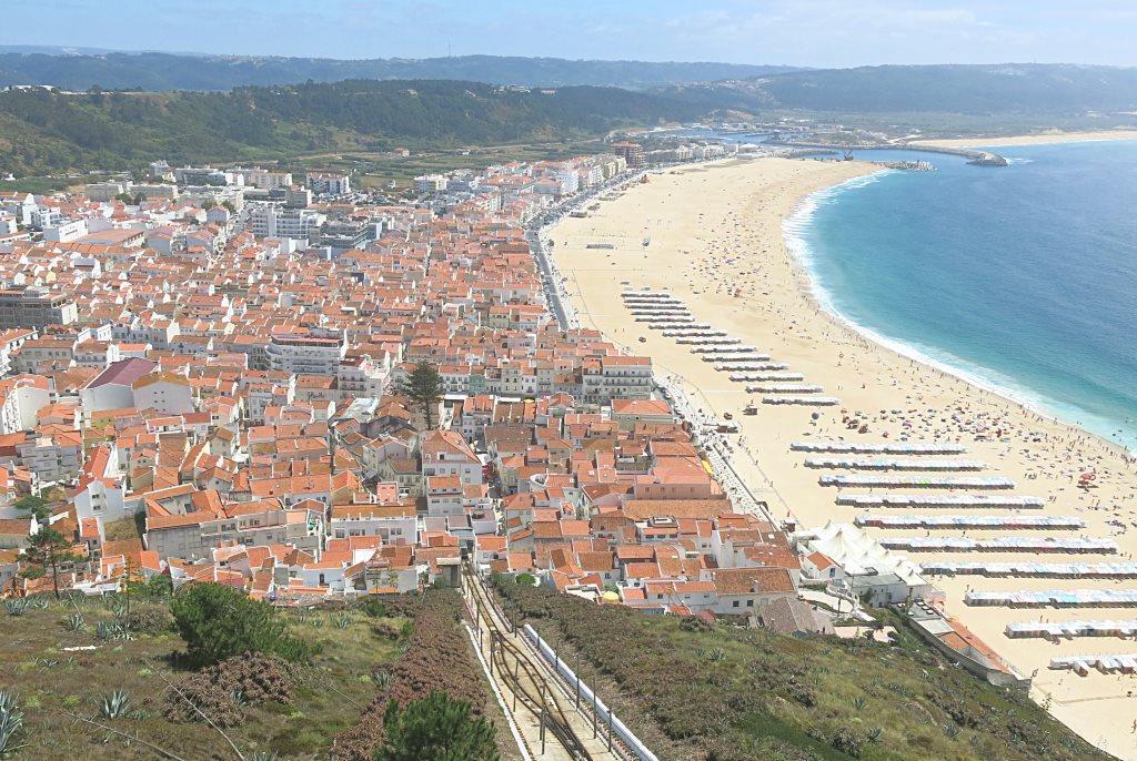 Portugal-Roadtrip-Nazare-View