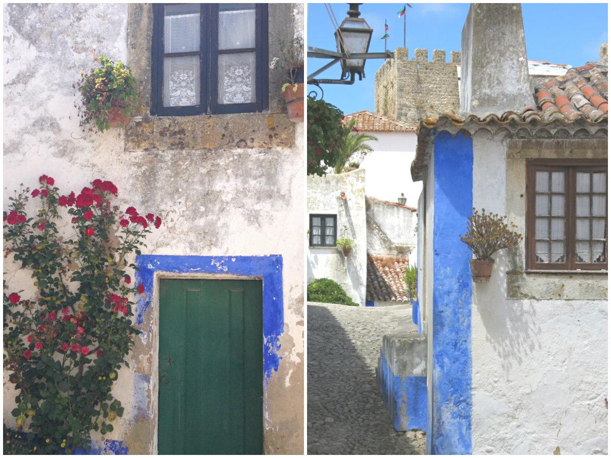 Portugal-Roadtrip-Obidos-Houses