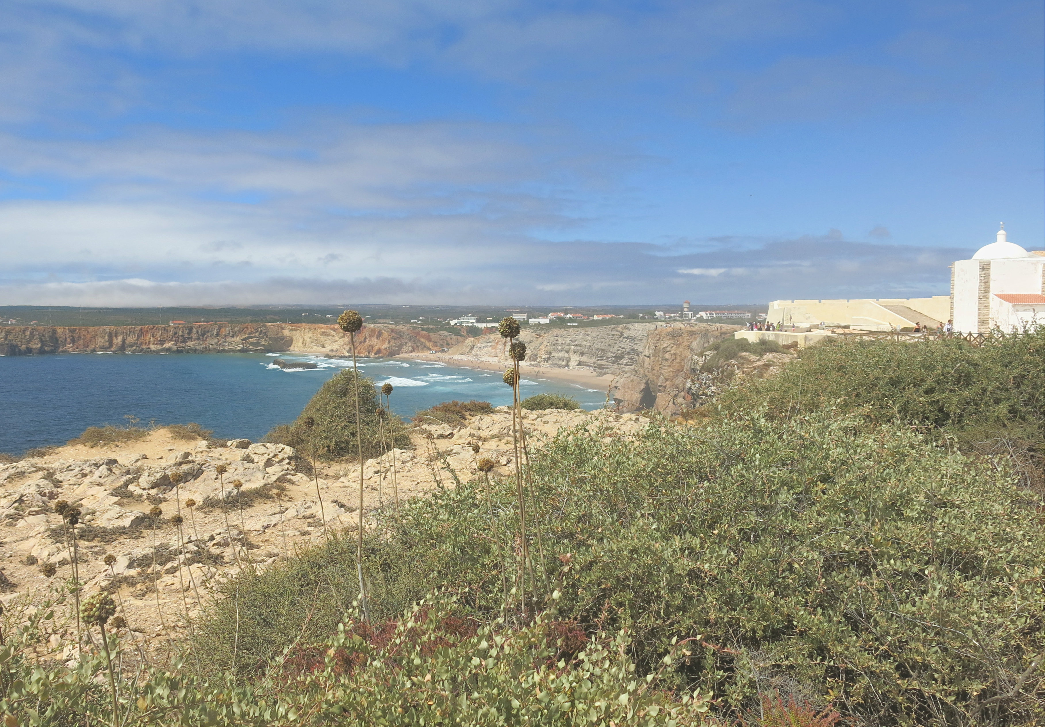 Portugal-Roadtrip-Sagres-Fort-View