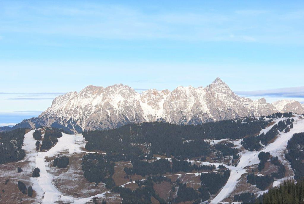 Wiesergut Hinterglemm-View
