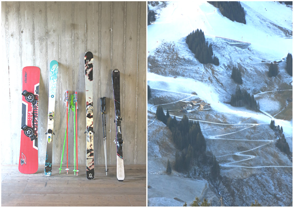 Hinterglemm-Wiesergut-Ski