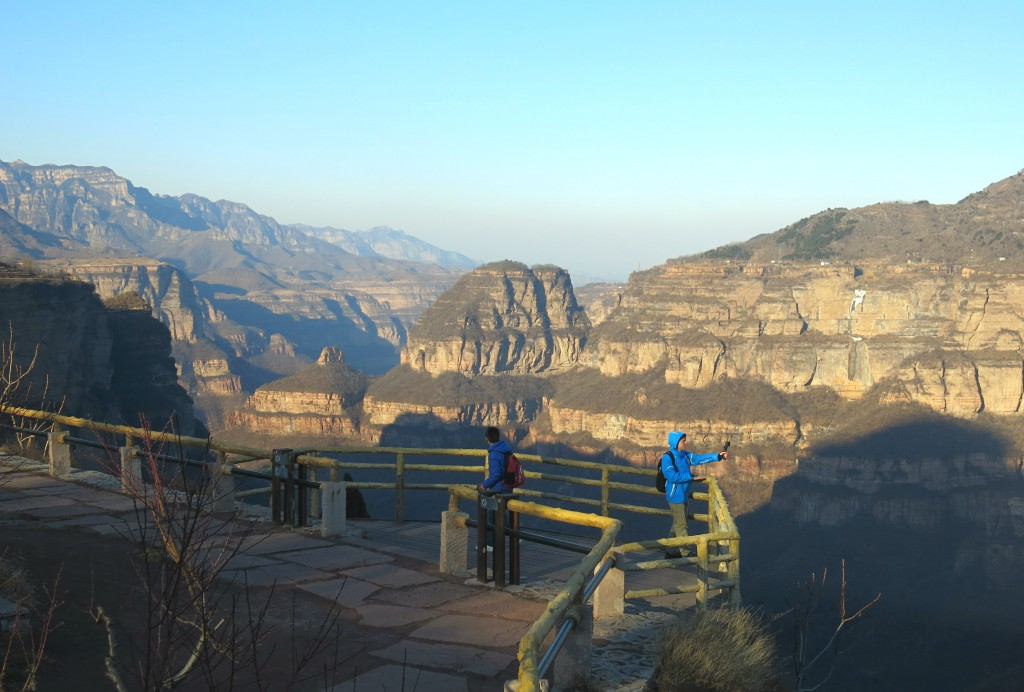 China-Henan-Taihang-Canyon-Viewpoint
