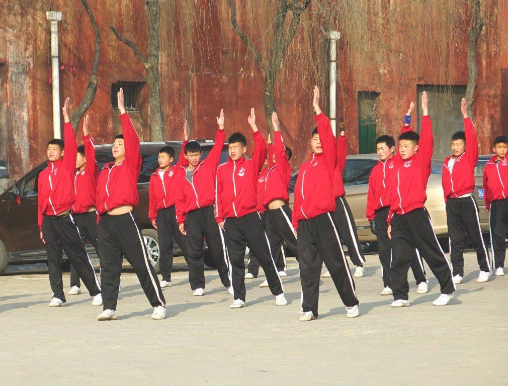 China-Henan-Shaolin-Kungfu-Schule