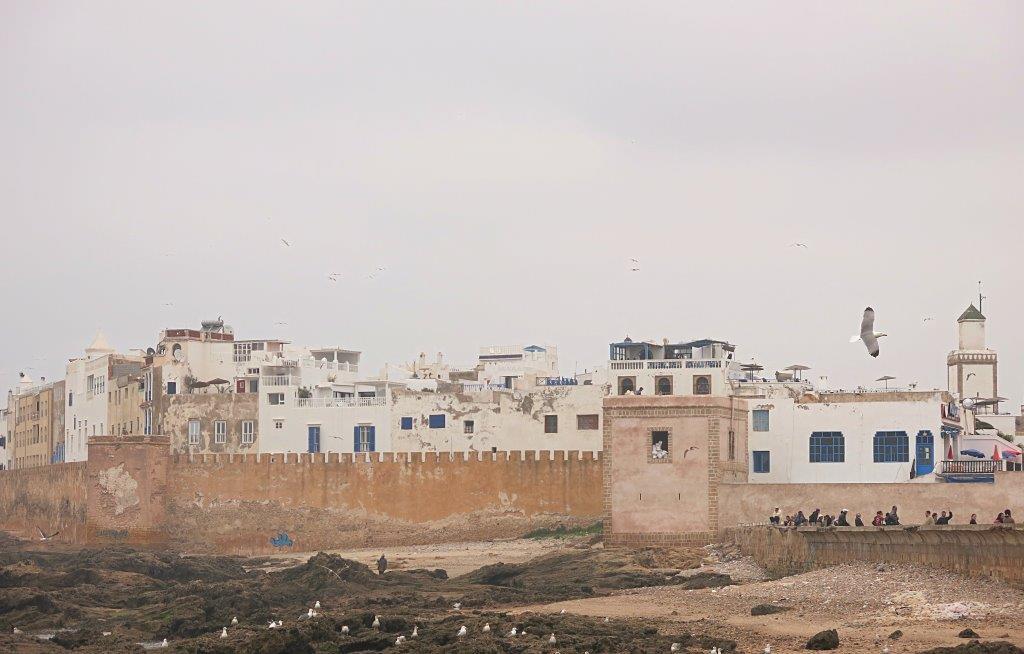 Marokko-Roadtrip-Essaouira-Stadtansicht