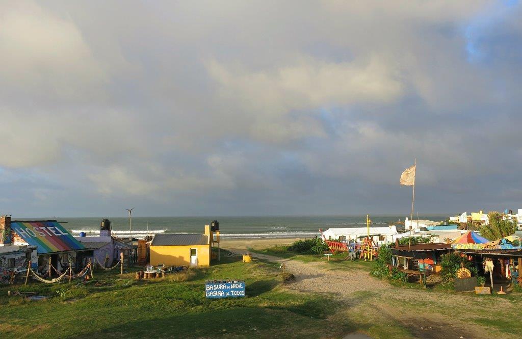Uruguay-Cabo-Polonio-Village