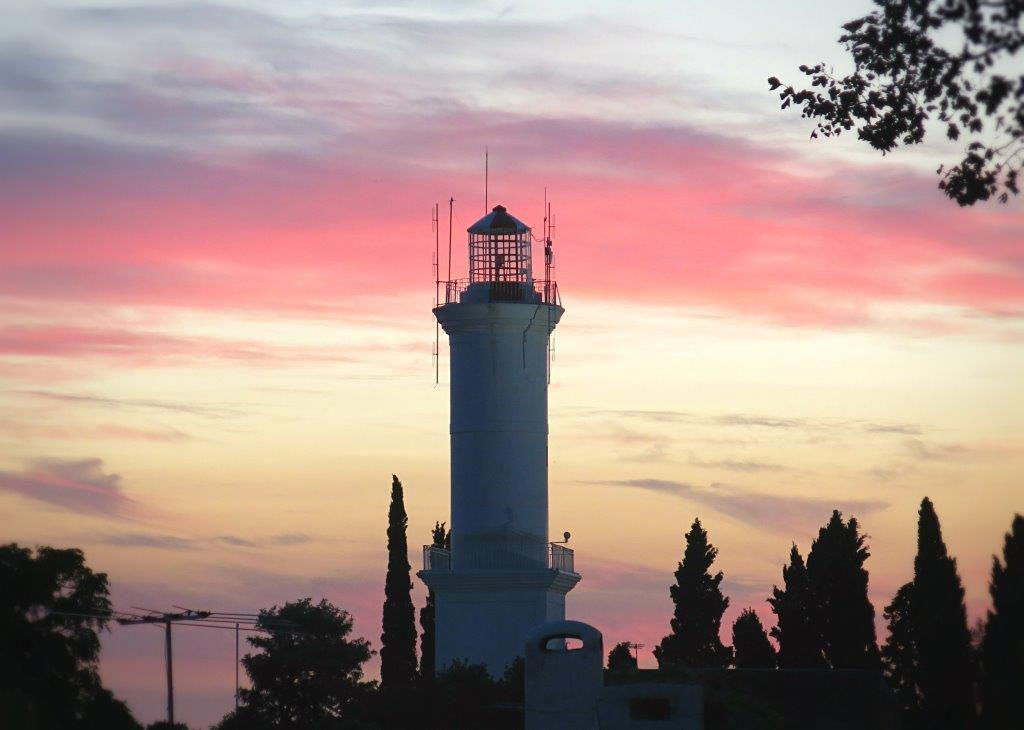 Uruguay-Reise-Colonia-de-Sacramento-Leuchtturm