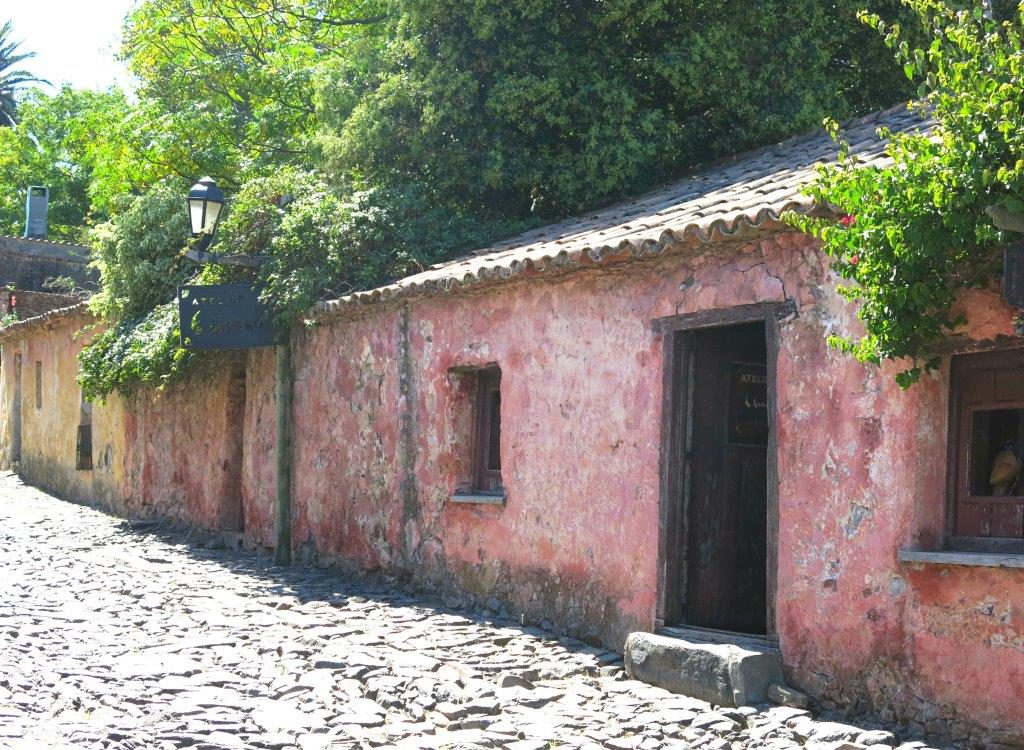 Uruguay-Reise-Colonia-del-Sacramento-Seufzer-Gasse