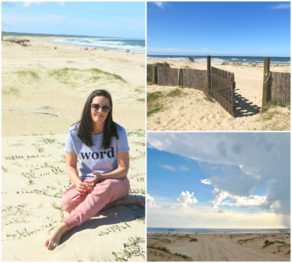 Uruguay-Reise-Kollage