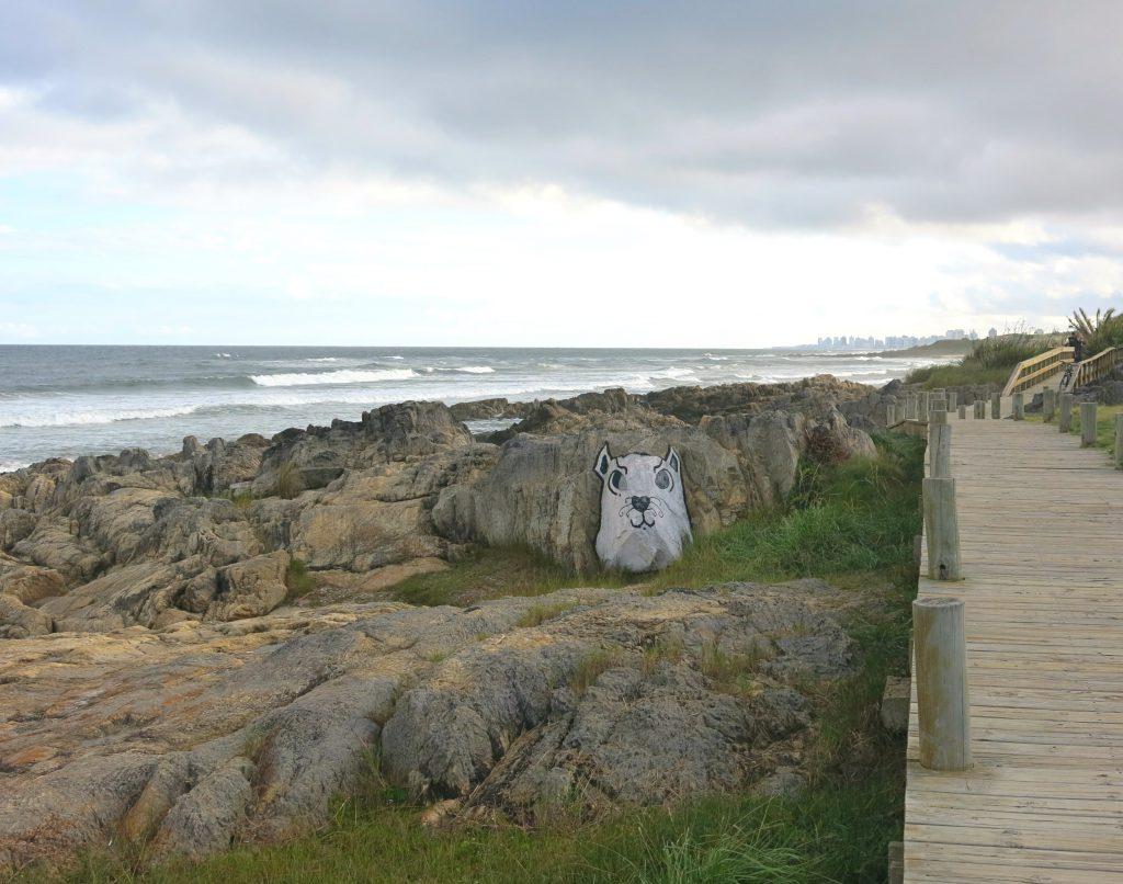 Uruguay-Reise-La-Barra-Beach
