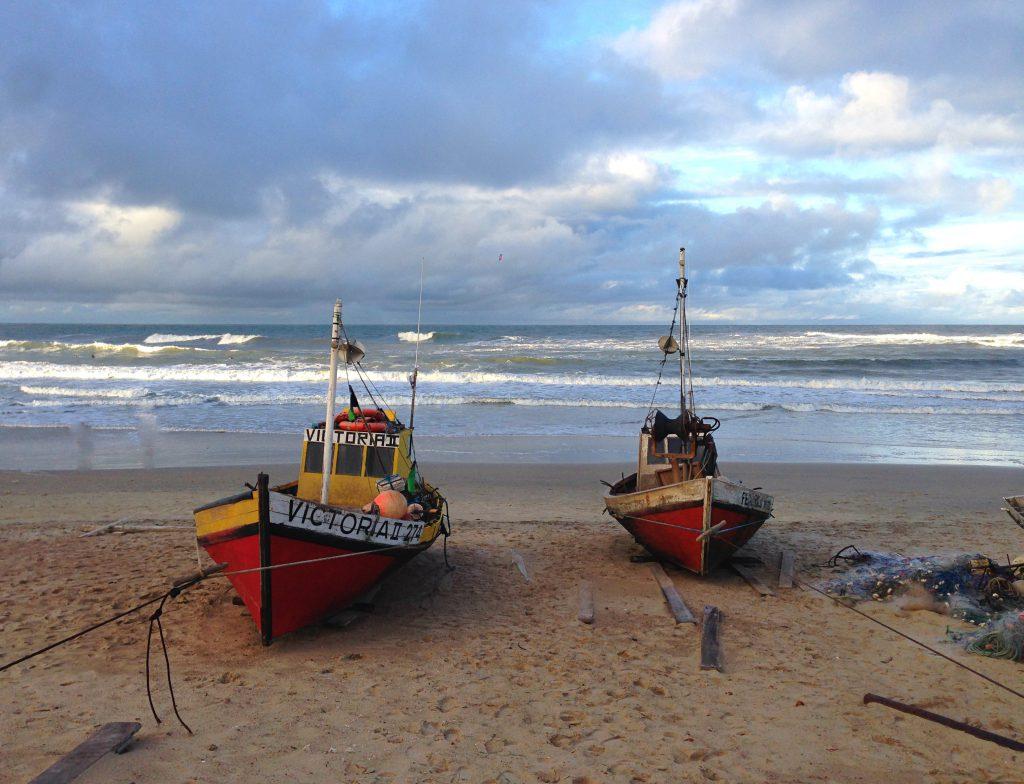 Uruguay-Reise-Punta-Diablo-Ships