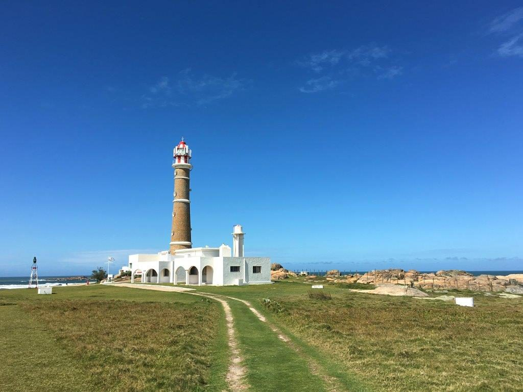 Uruguay-Rocha-Cabo-Polonio-Lighthouse