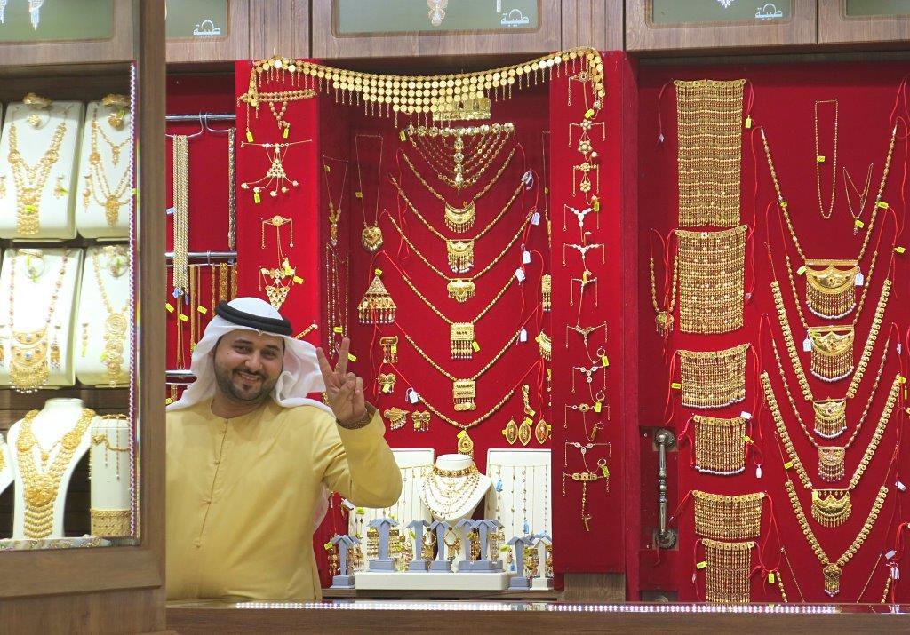 Dubai-Mit-Kind-Gold-Souk
