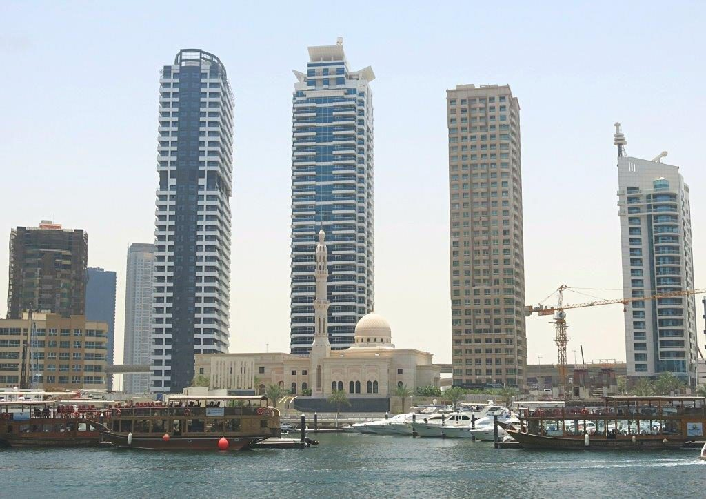 Dubai-mit-Kind-Marina