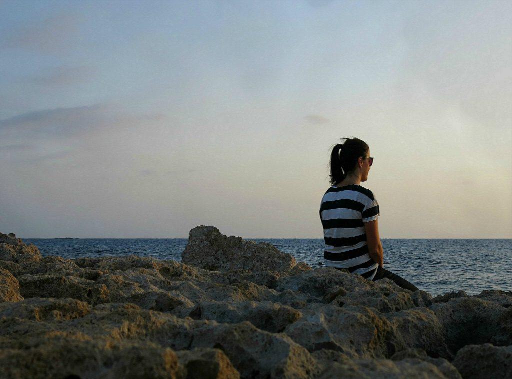 zypern-2016-paphos-sunset