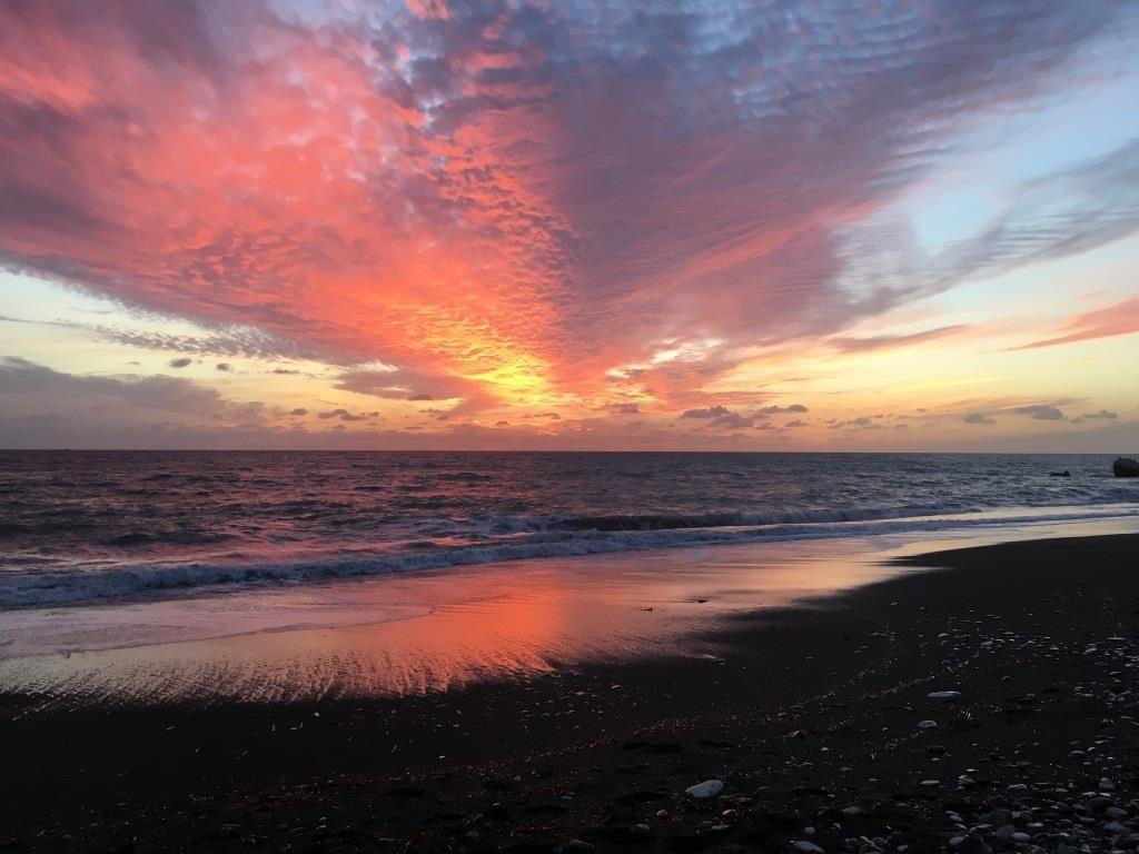 zypern-reisebericht-sonnenuntergang-aphrodite-strand