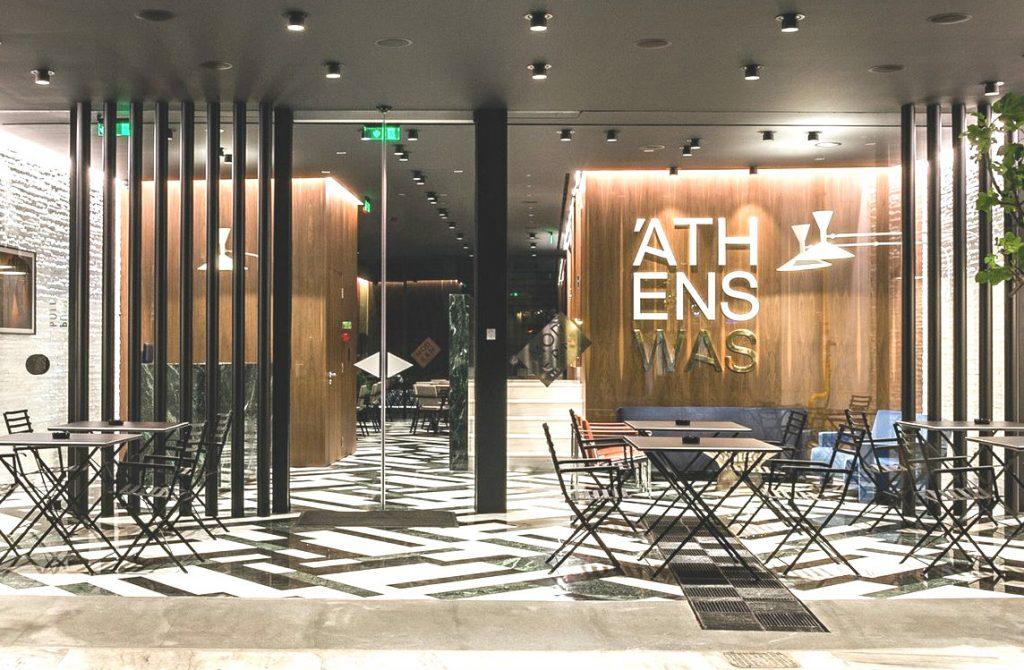 Athen in drei akten und konkreten reisetipps hidden for Designhotel athen
