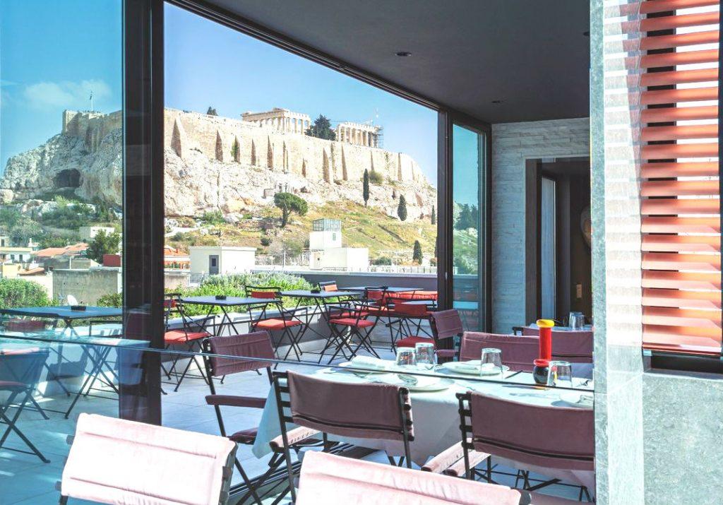 athen-reisetipps-restaurant-dachterrasse