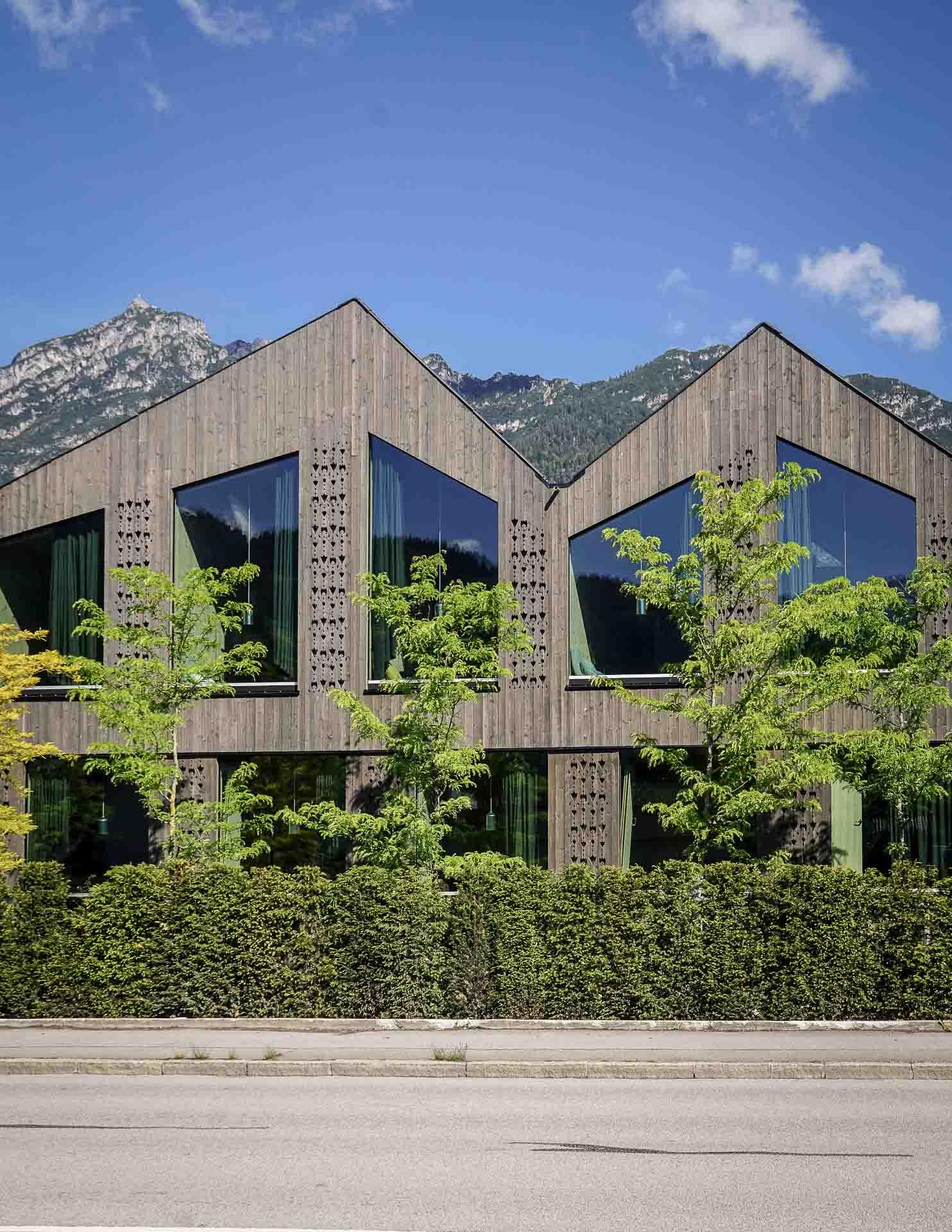 Quartier-Lodge-Garmisch-Partenkirchen-Außenansicht