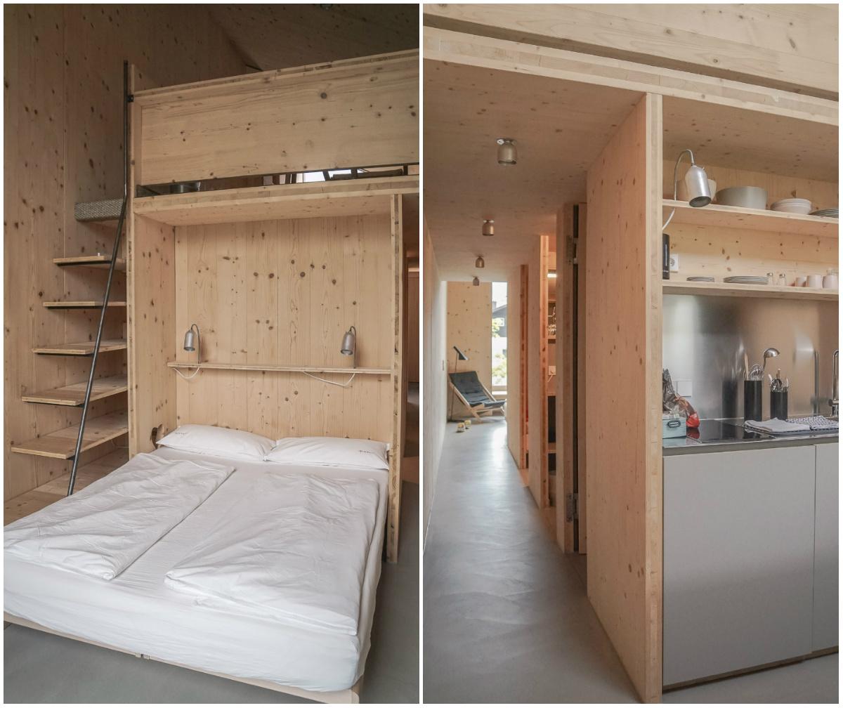 Quartier-Lodge-Garmisch-Partenkirchen-Apartment